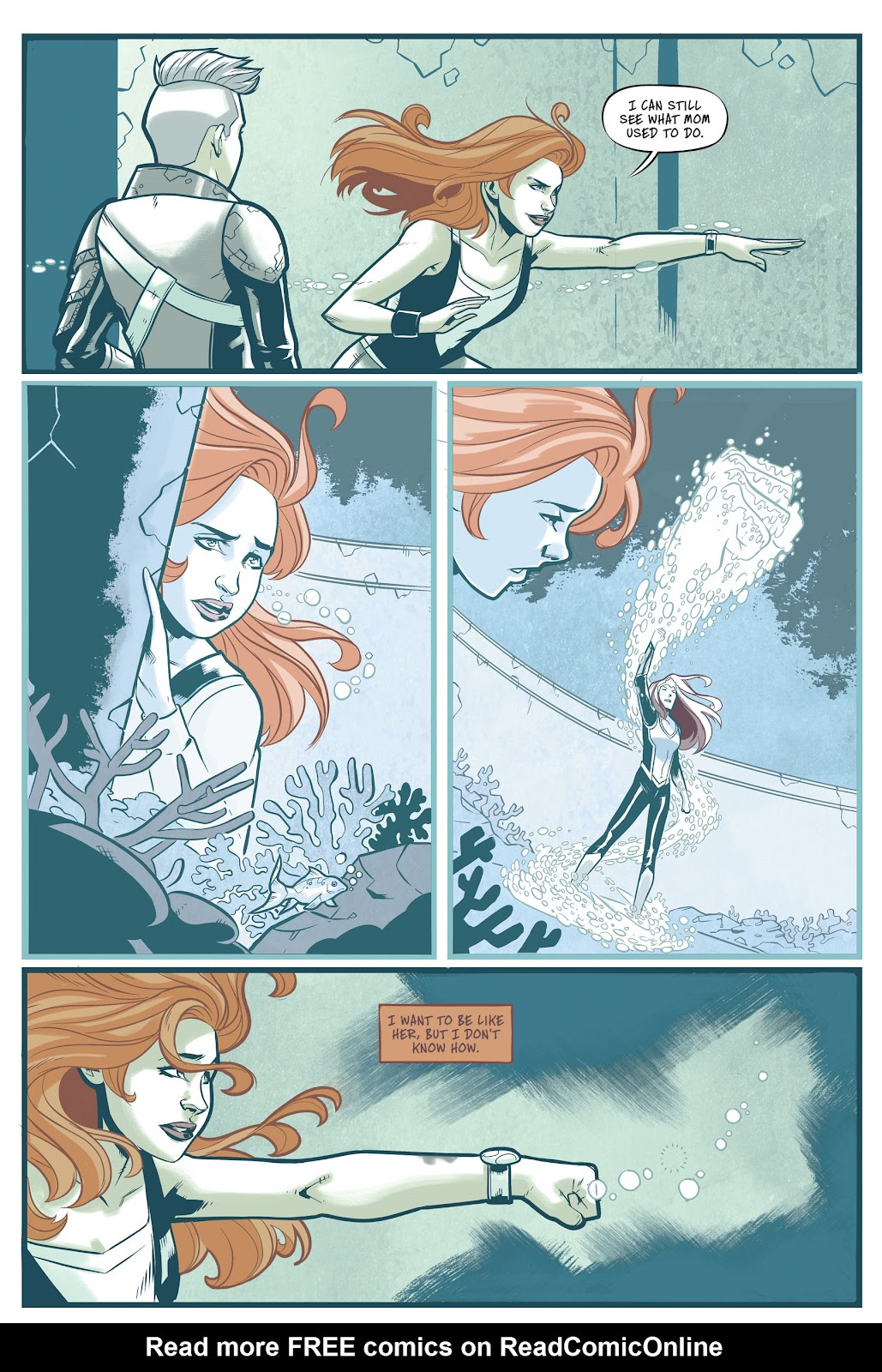 Read online Mera: Tidebreaker comic -  Issue # TPB (Part 1) - 46