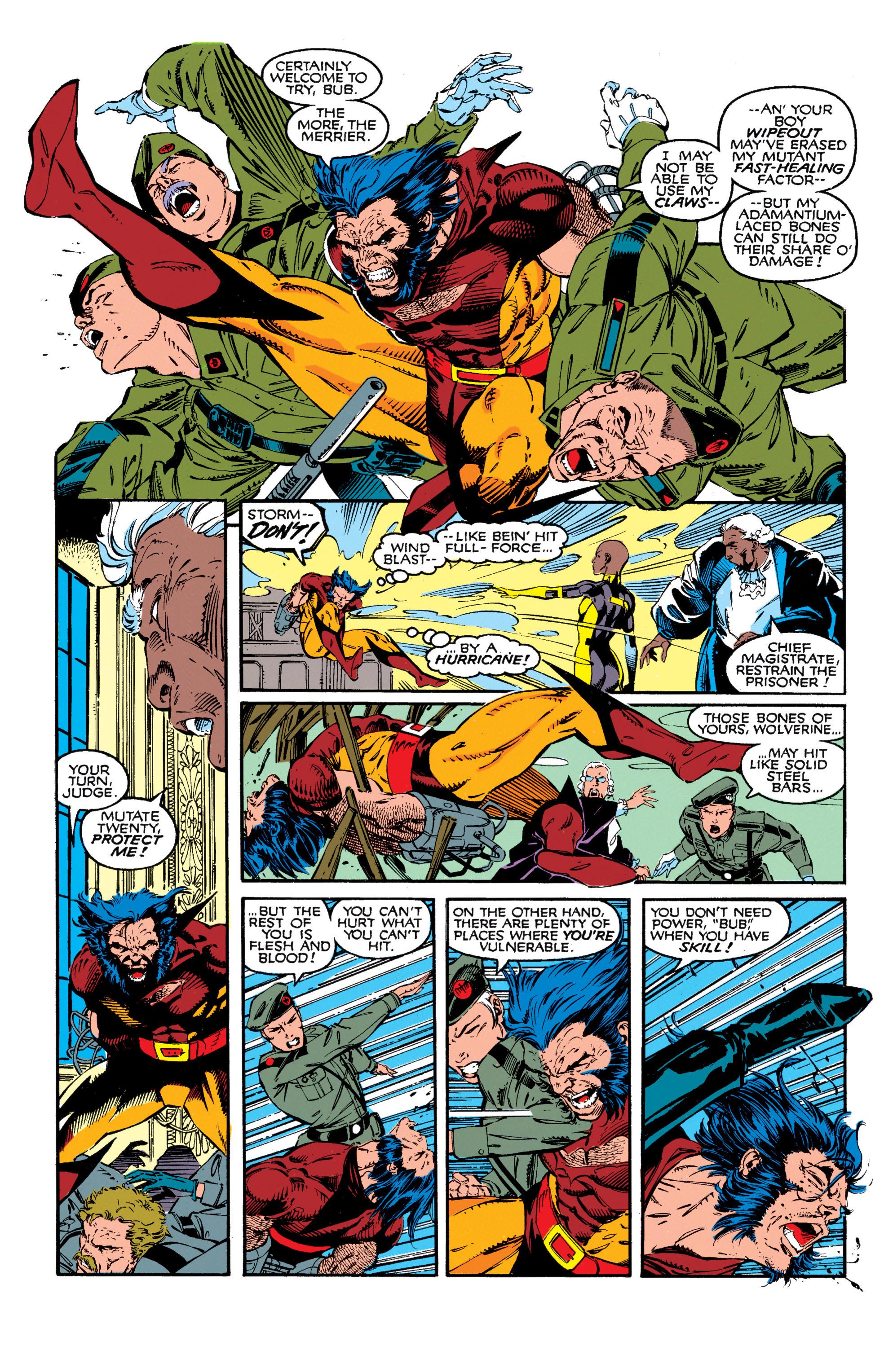Read online Uncanny X-Men (1963) comic -  Issue #272 - 5