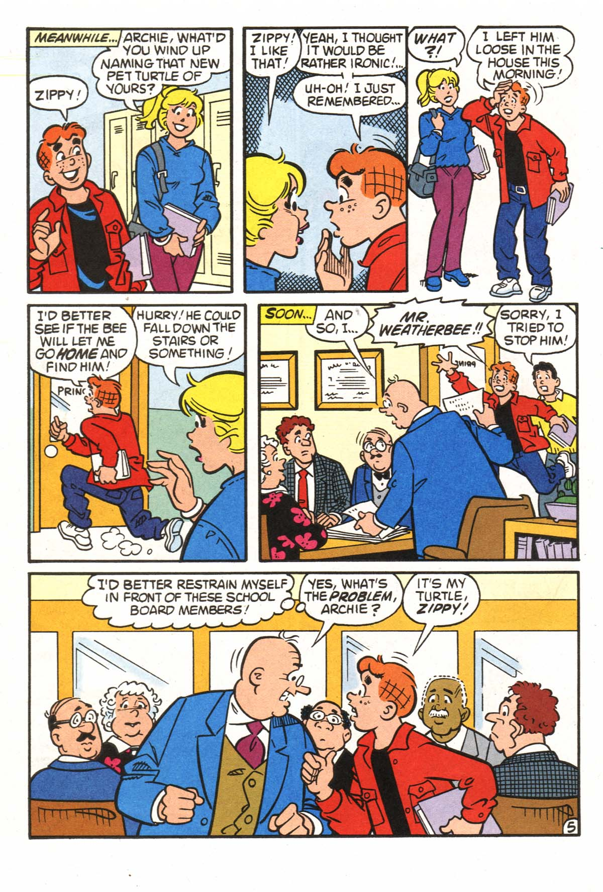 Read online Archie (1960) comic -  Issue #522 - 26