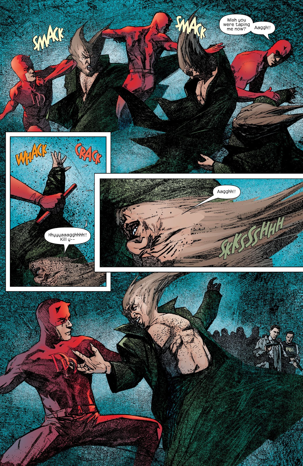 Read online Daredevil (1998) comic -  Issue # _Ultimate_Collection TPB 2 (Part 2) - 9
