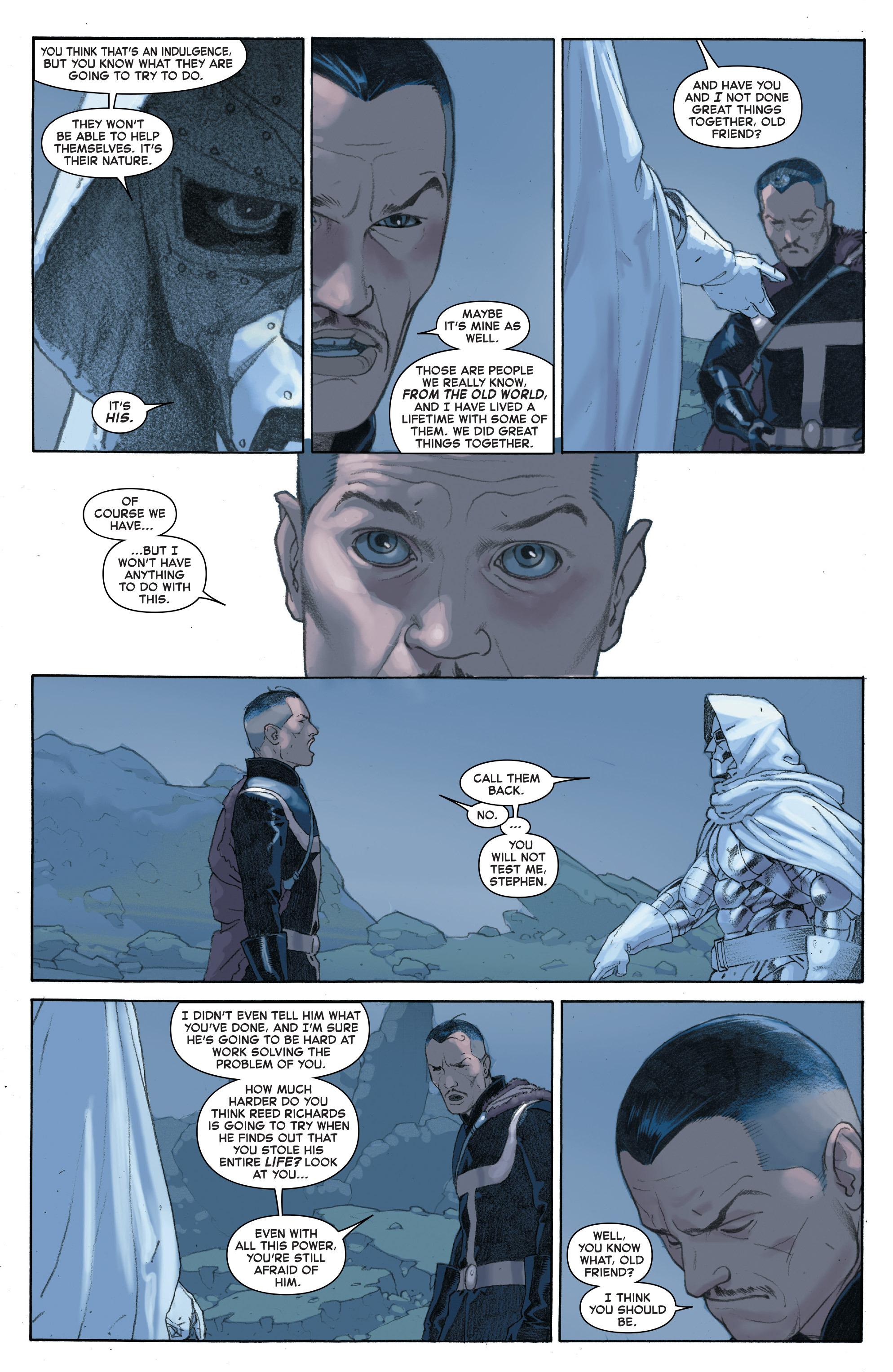 Read online Secret Wars comic -  Issue #4 - 31