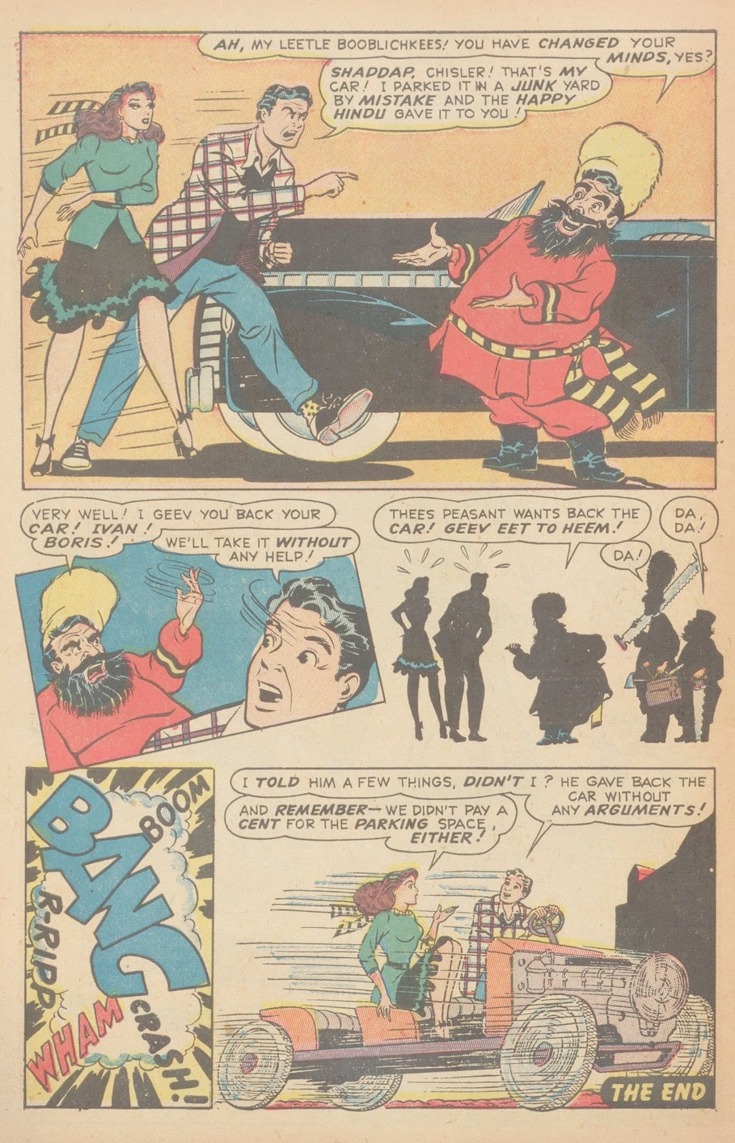 Read online Nellie The Nurse (1945) comic -  Issue #11 - 48
