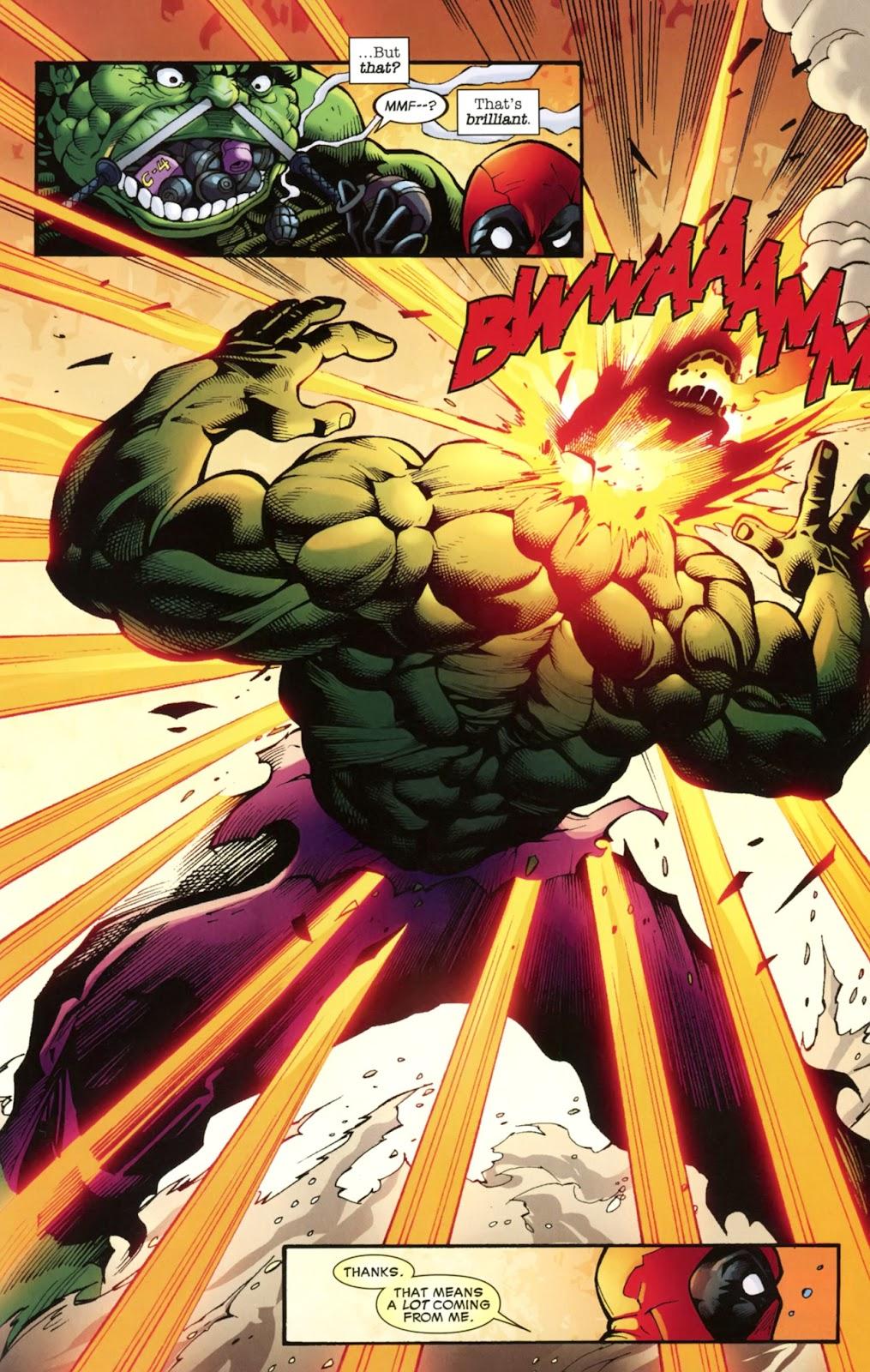 Read online Deadpool (2008) comic -  Issue #37 - 16