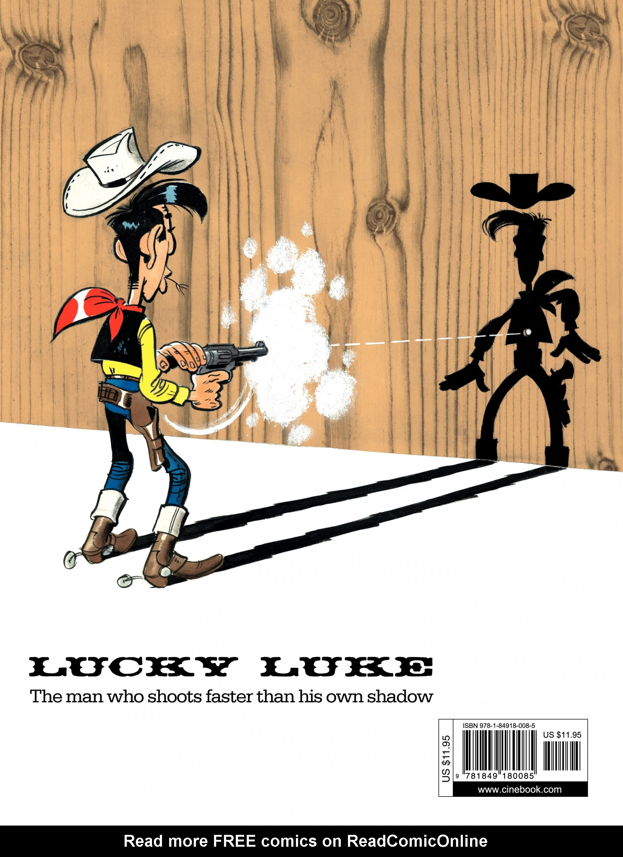 Read online A Lucky Luke Adventure comic -  Issue #20 - 49