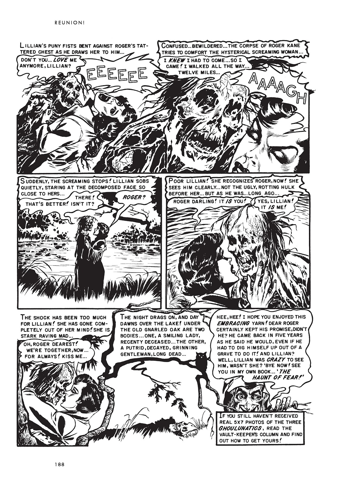 Read online Doctor of Horror and Other Stories comic -  Issue # TPB (Part 2) - 104