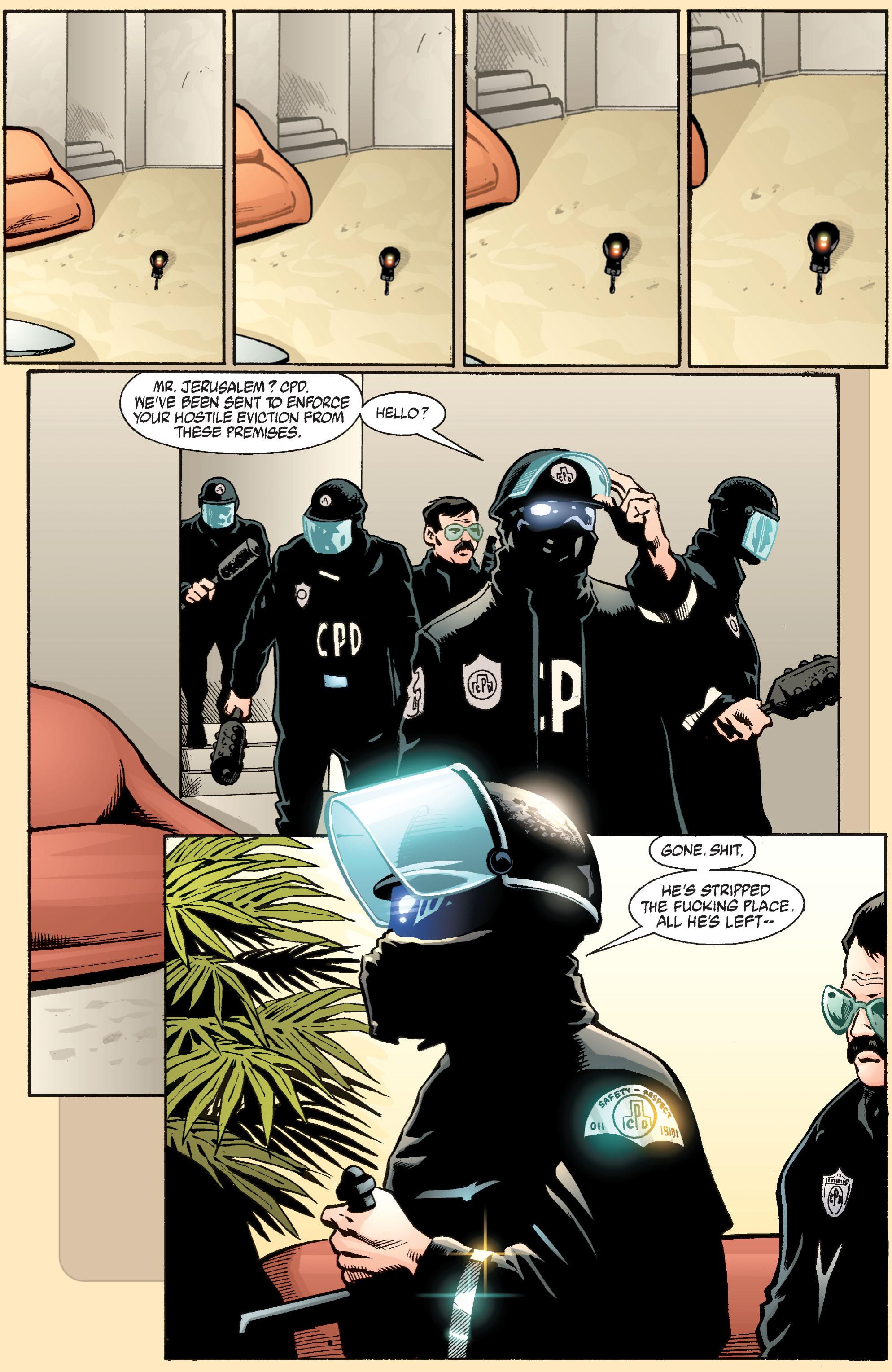 Read online Transmetropolitan comic -  Issue #36 - 21
