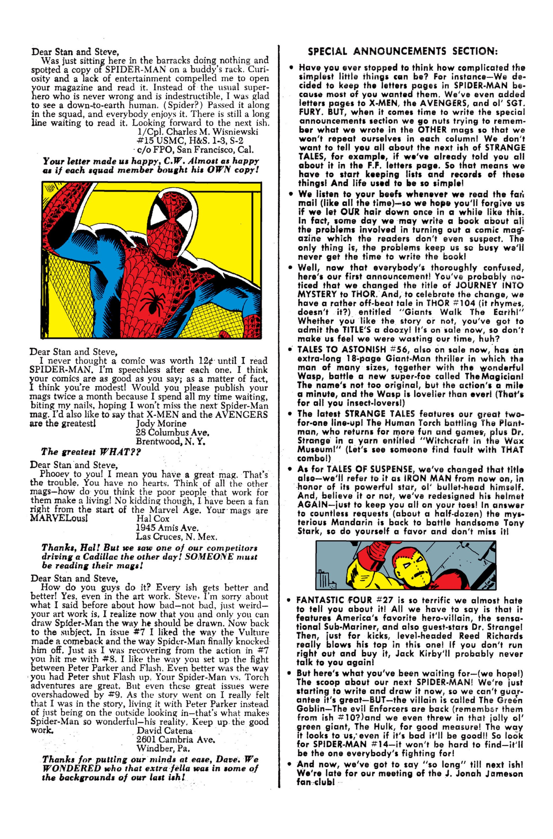The Amazing Spider-Man (1963) 13 Page 24