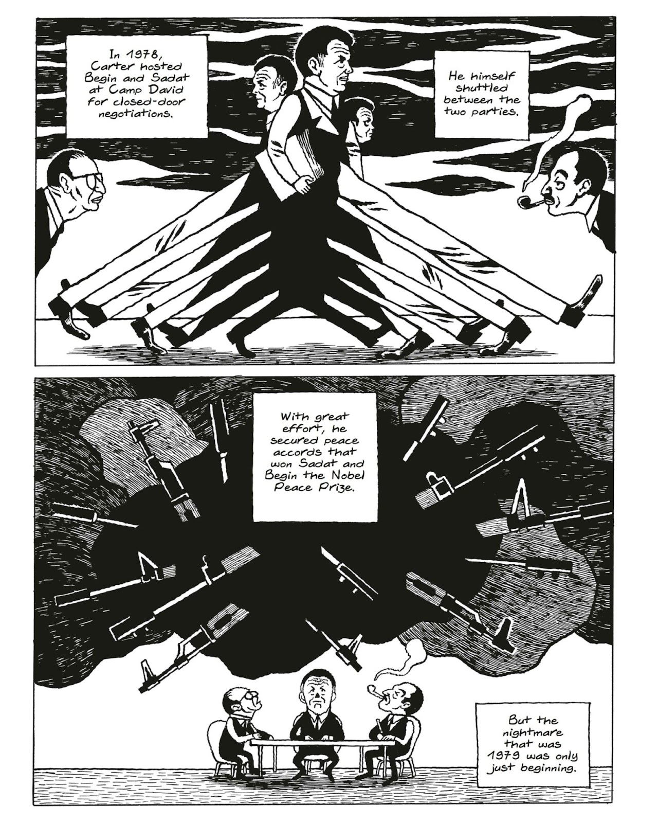 Best of Enemies: A History of US and Middle East Relations issue TPB_2 - Page 56