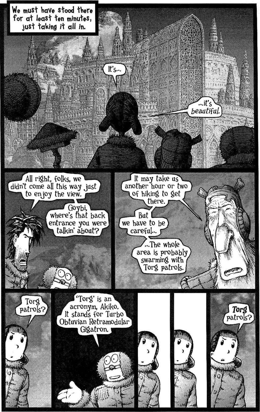 Read online Akiko comic -  Issue #Akiko _TPB 3 - 5
