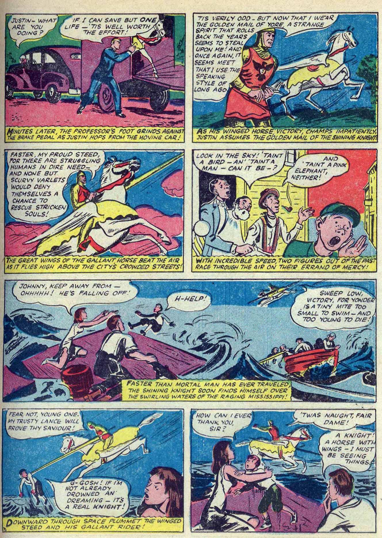 Read online Adventure Comics (1938) comic -  Issue #70 - 19