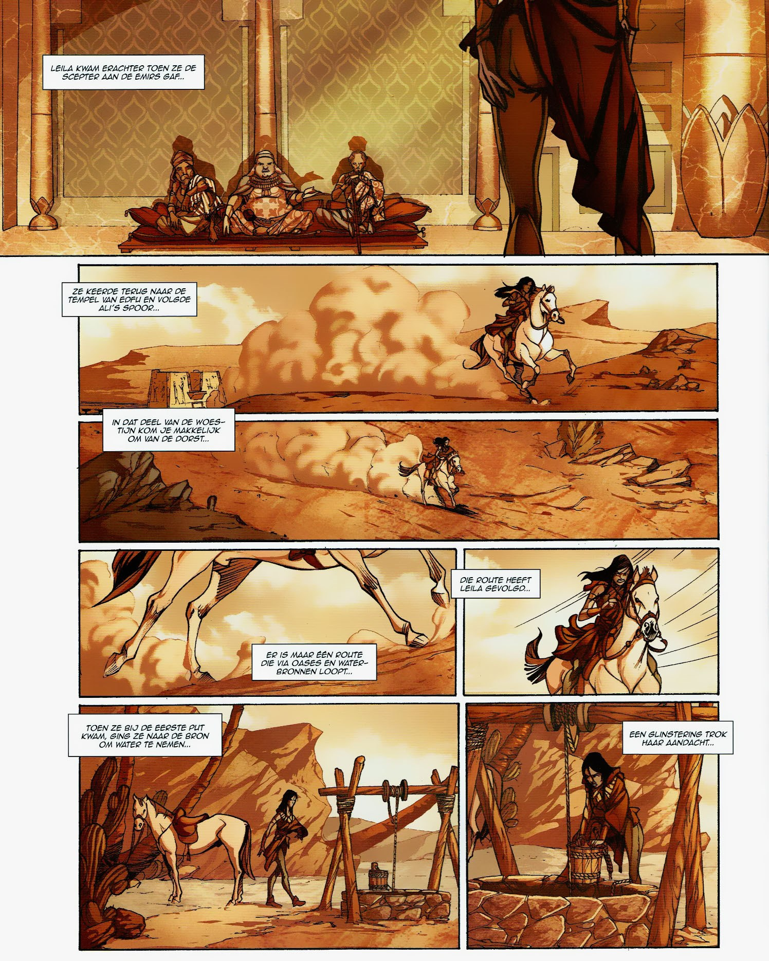Read online Assassin's Creed (2009) comic -  Issue #6 - 37