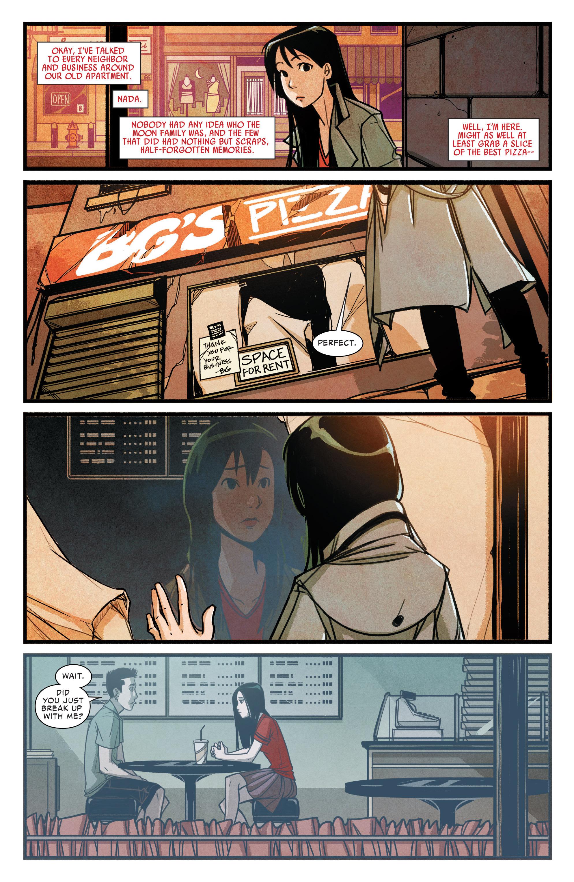 Read online Silk (2015) comic -  Issue #2 - 10