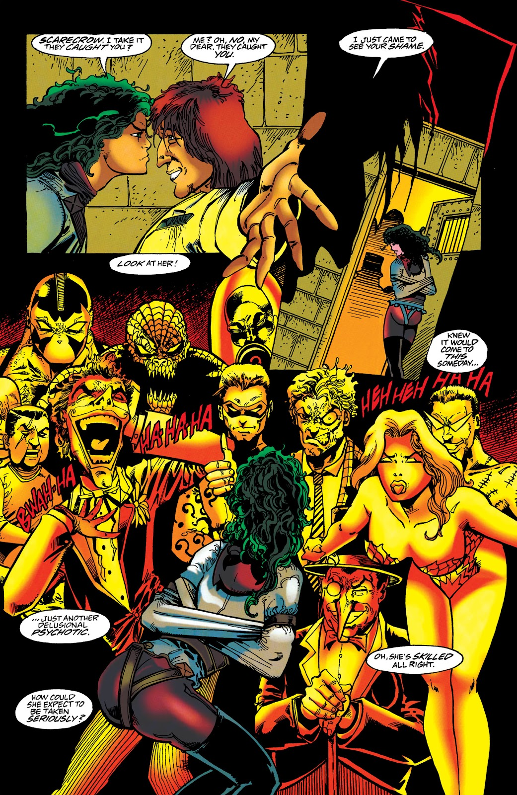 Catwoman (1993) Issue #60 #65 - English 5