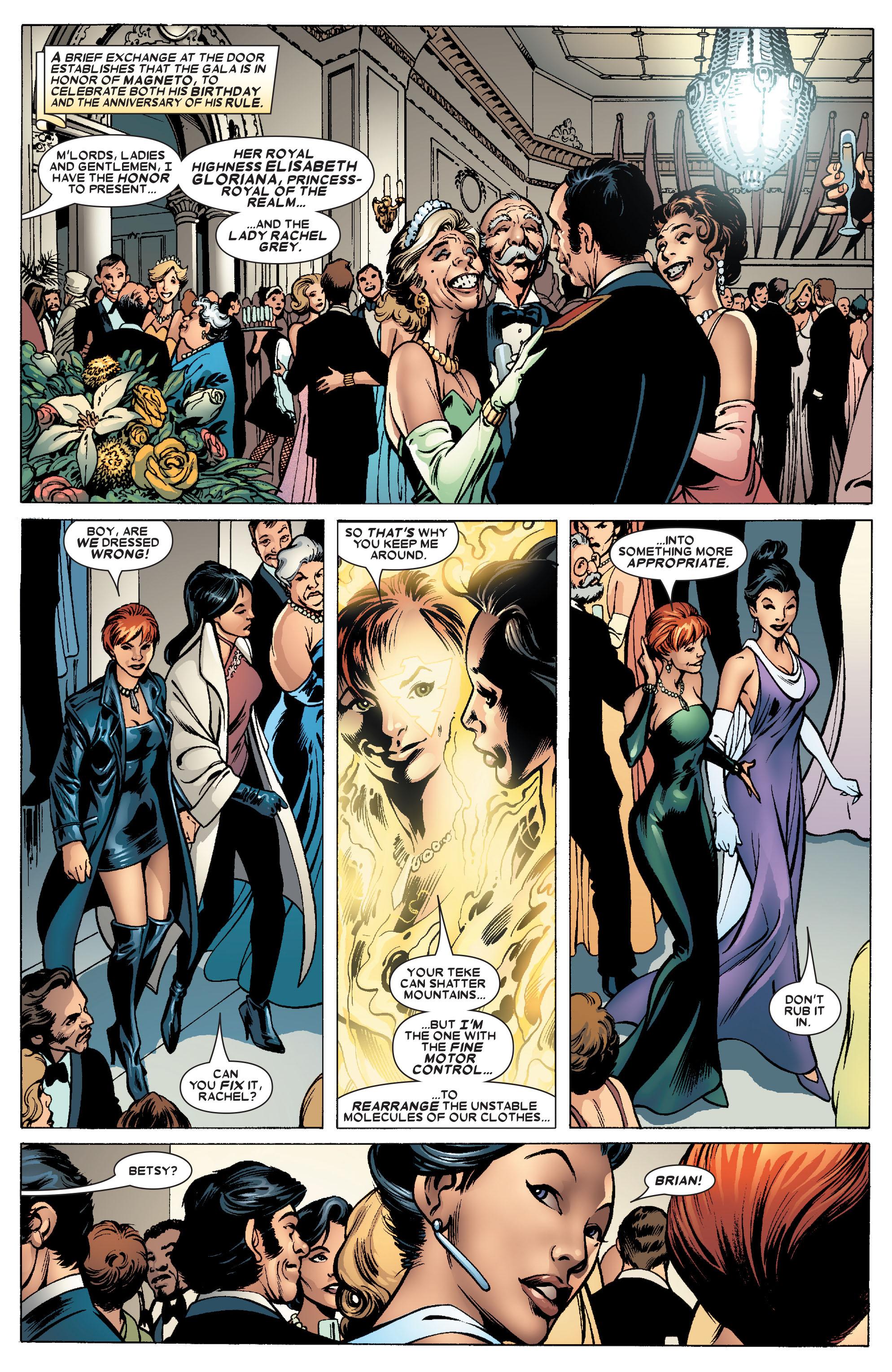 Read online Uncanny X-Men (1963) comic -  Issue #463 - 5