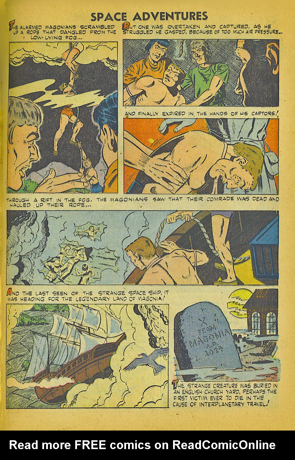 Space Adventures (1952) issue 3 - Page 18