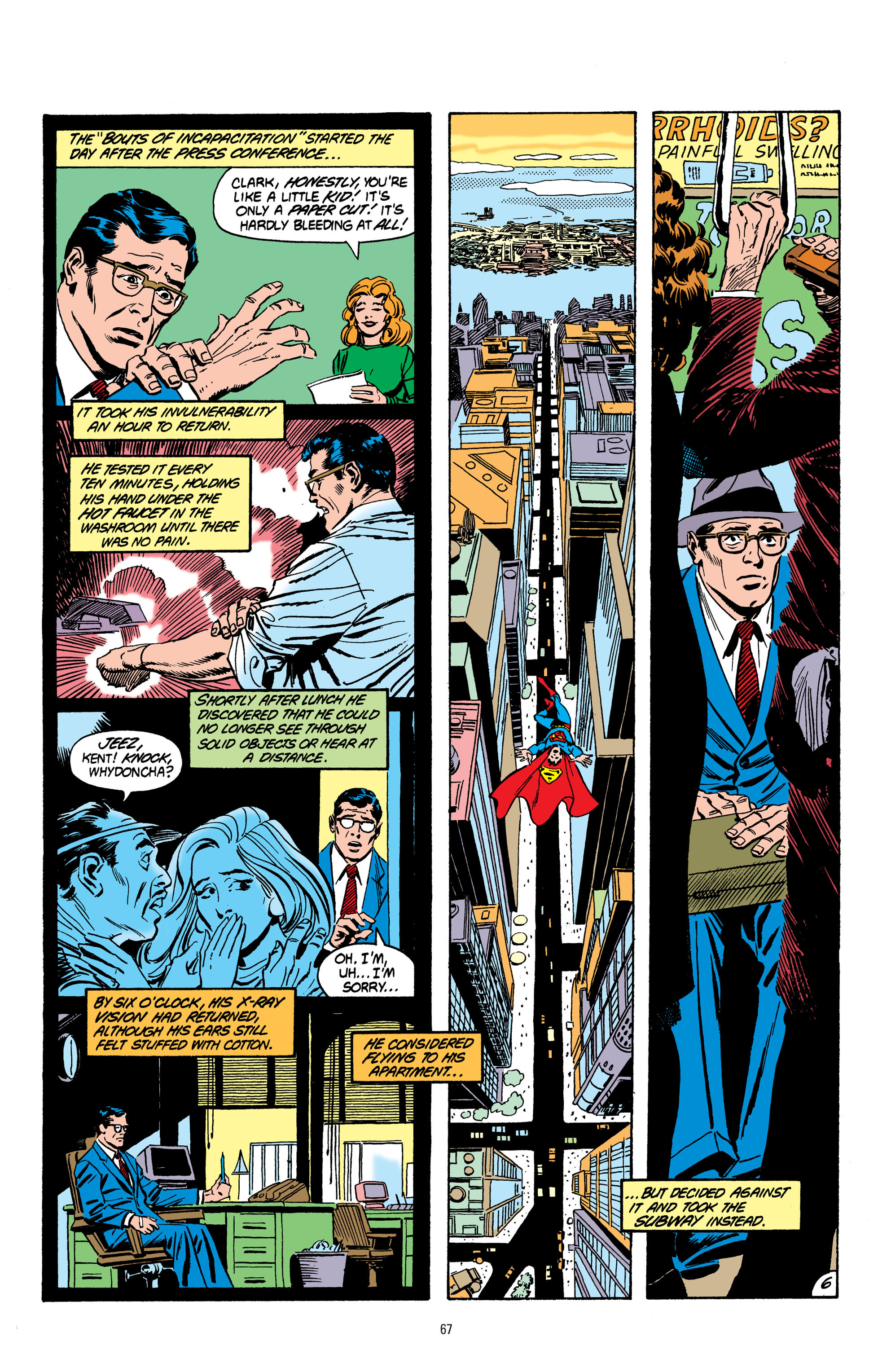 Read online Superman: Whatever Happened to the Man of Tomorrow? comic -  Issue # TPB - 66