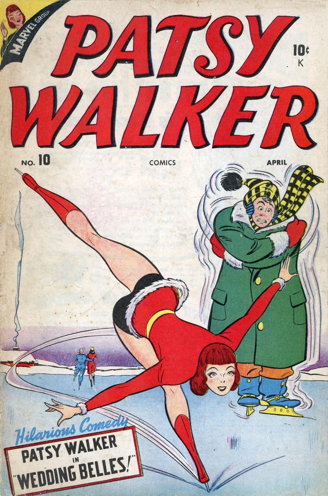 Patsy Walker 10 Page 1