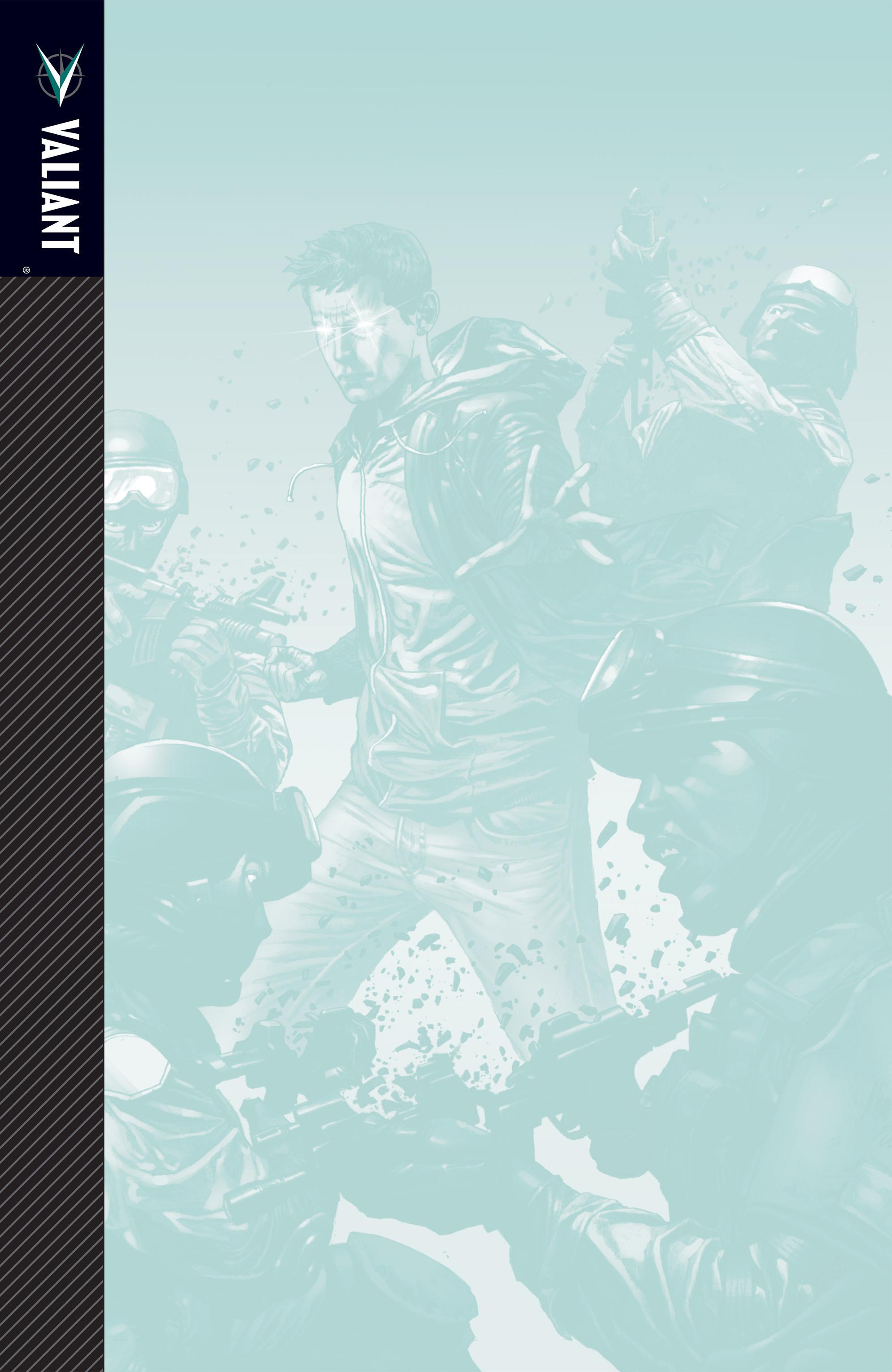 Read online Armor Hunters: Harbinger comic -  Issue # TPB - 7