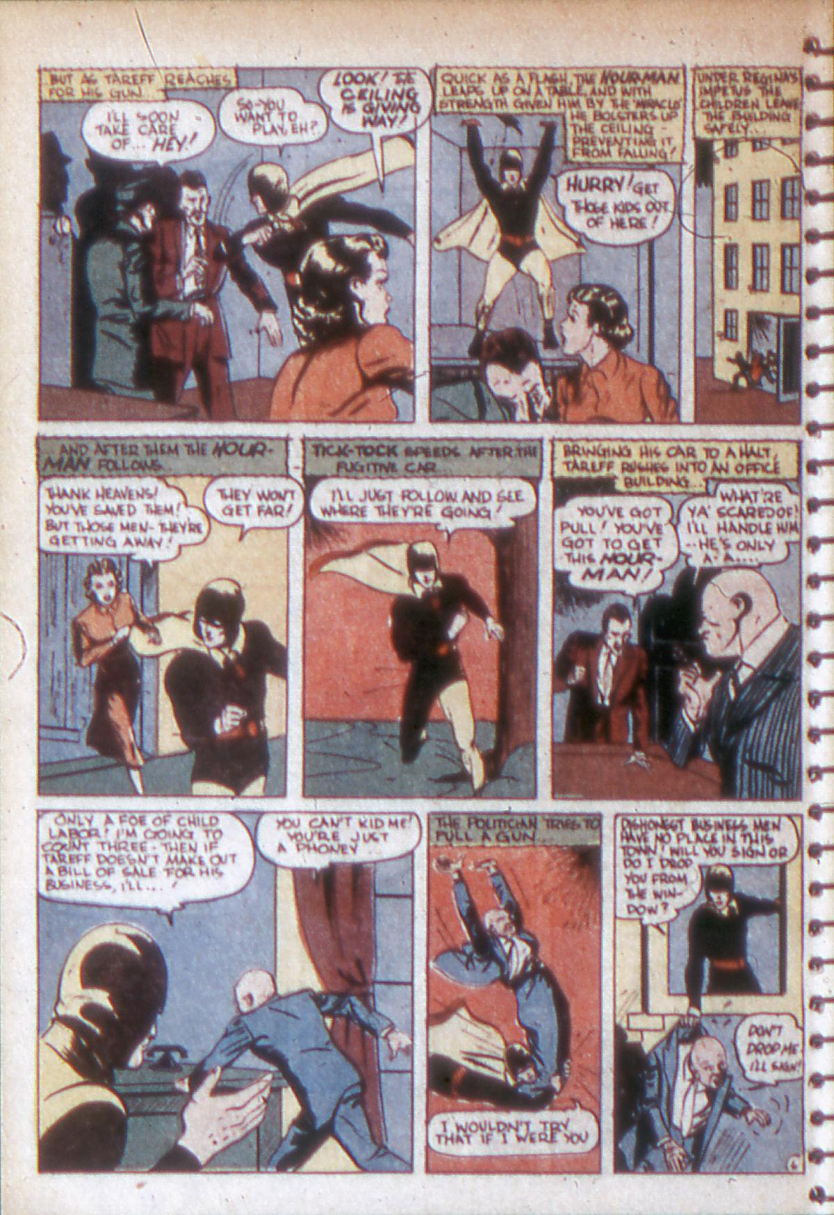 Read online Adventure Comics (1938) comic -  Issue #53 - 9