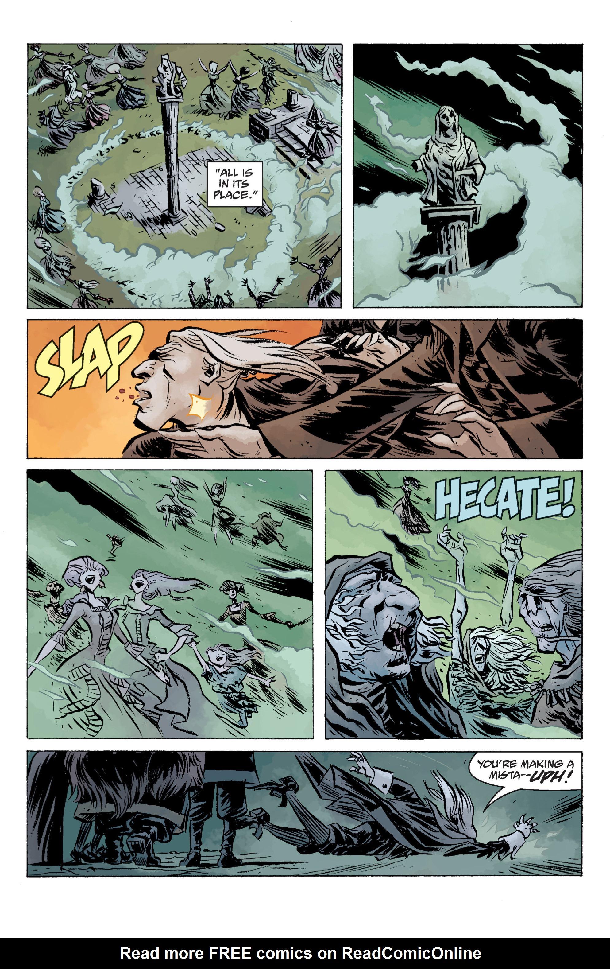 Read online B.P.R.D. (2003) comic -  Issue # TPB 13 - 77