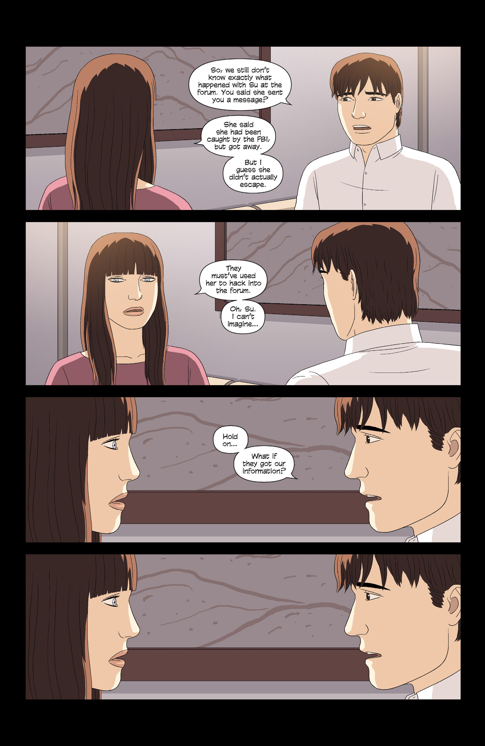 Read online Alex   Ada comic -  Issue #13 - 19
