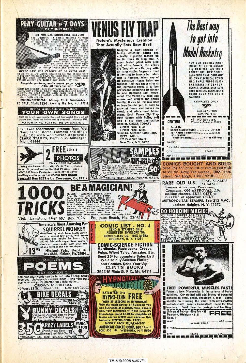 Uncanny X-Men (1963) issue 71 - Page 15