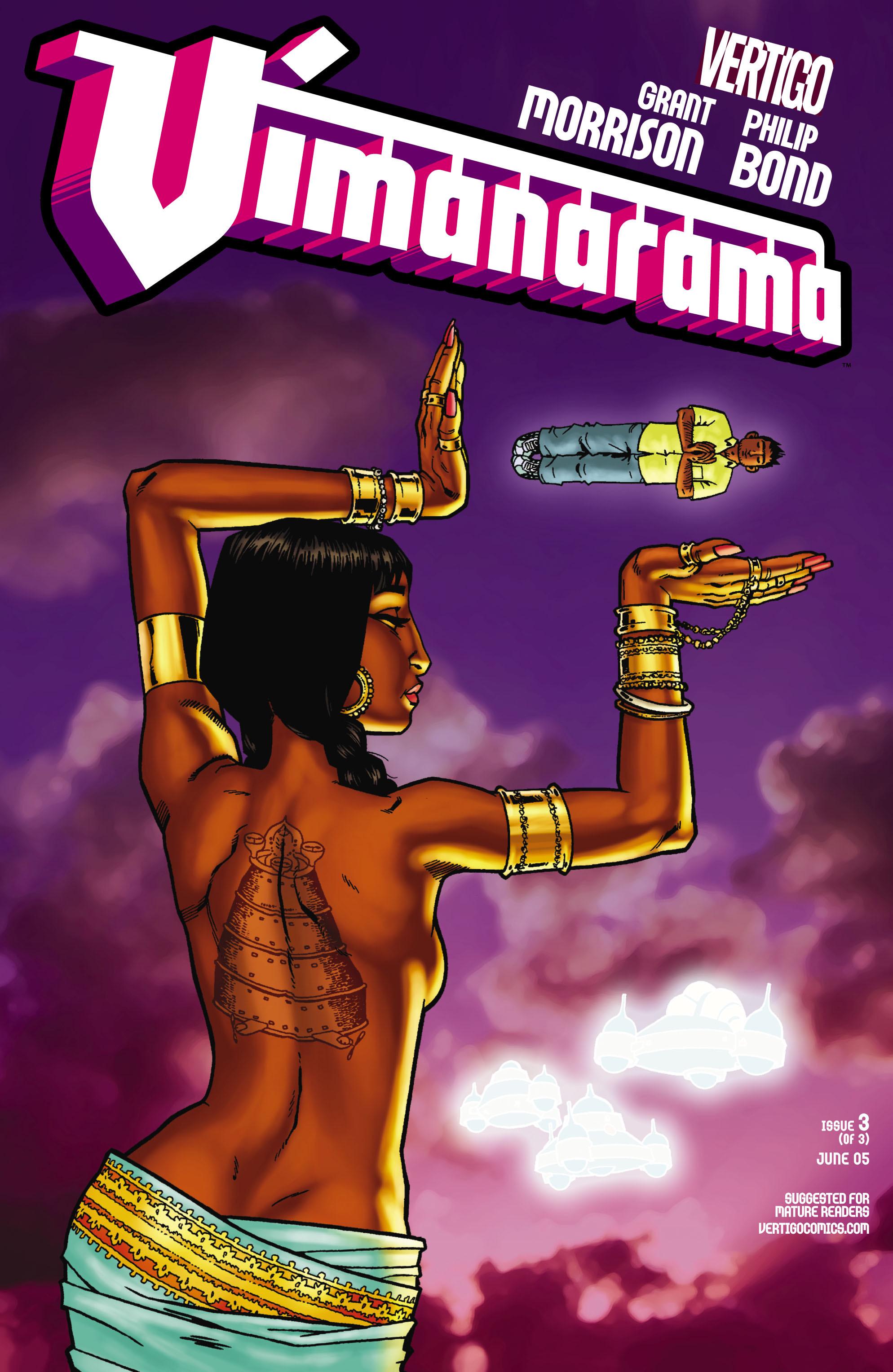Vimanarama issue 3 - Page 1