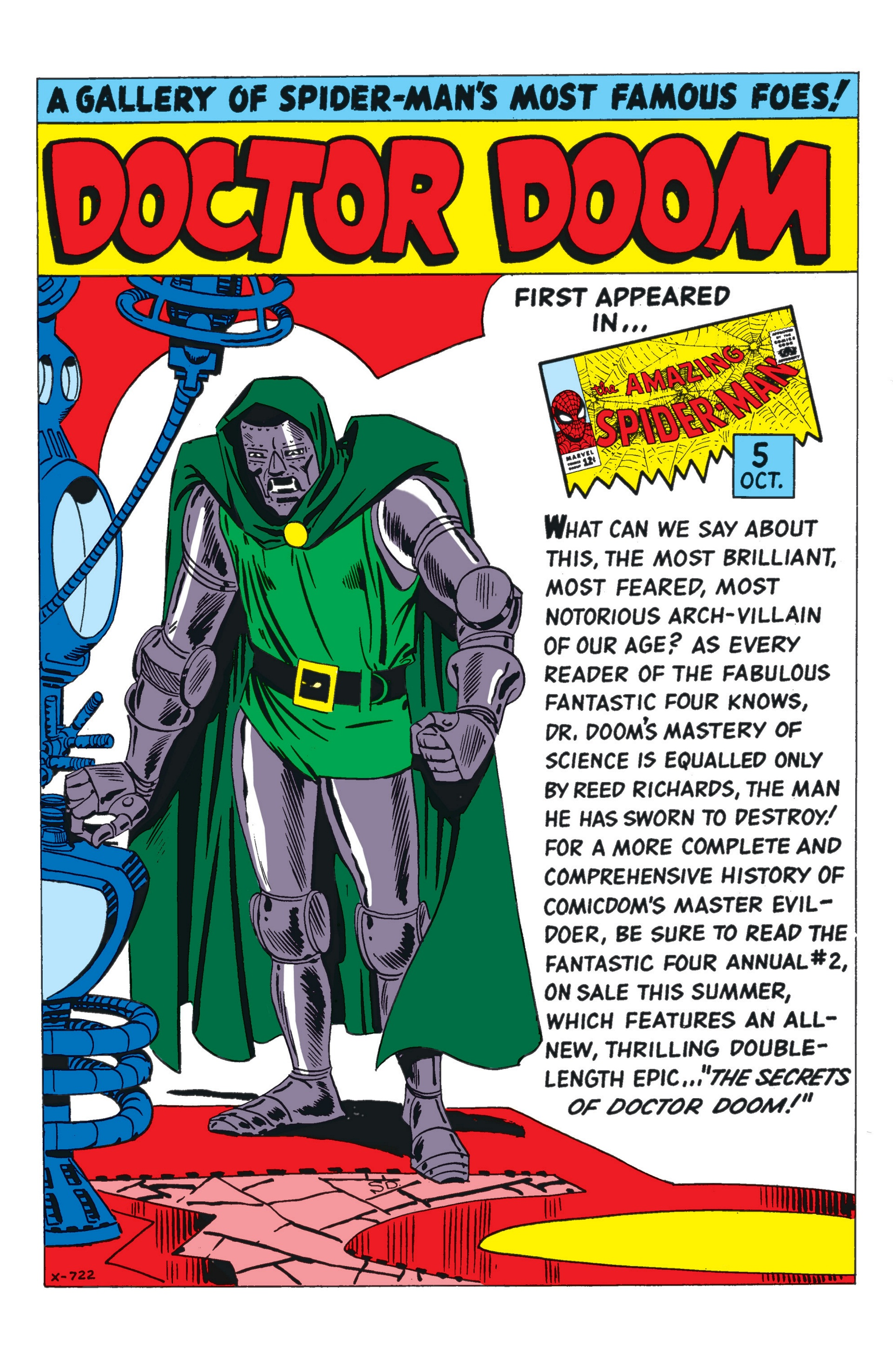 The Amazing Spider-Man (1963) _Annual_1 Page 48