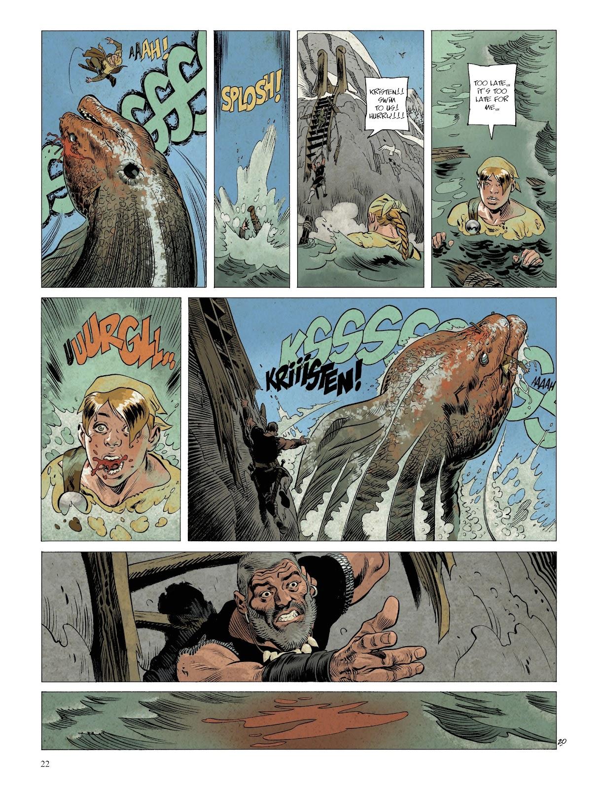 Read online Asgard comic -  Issue #2 - 24