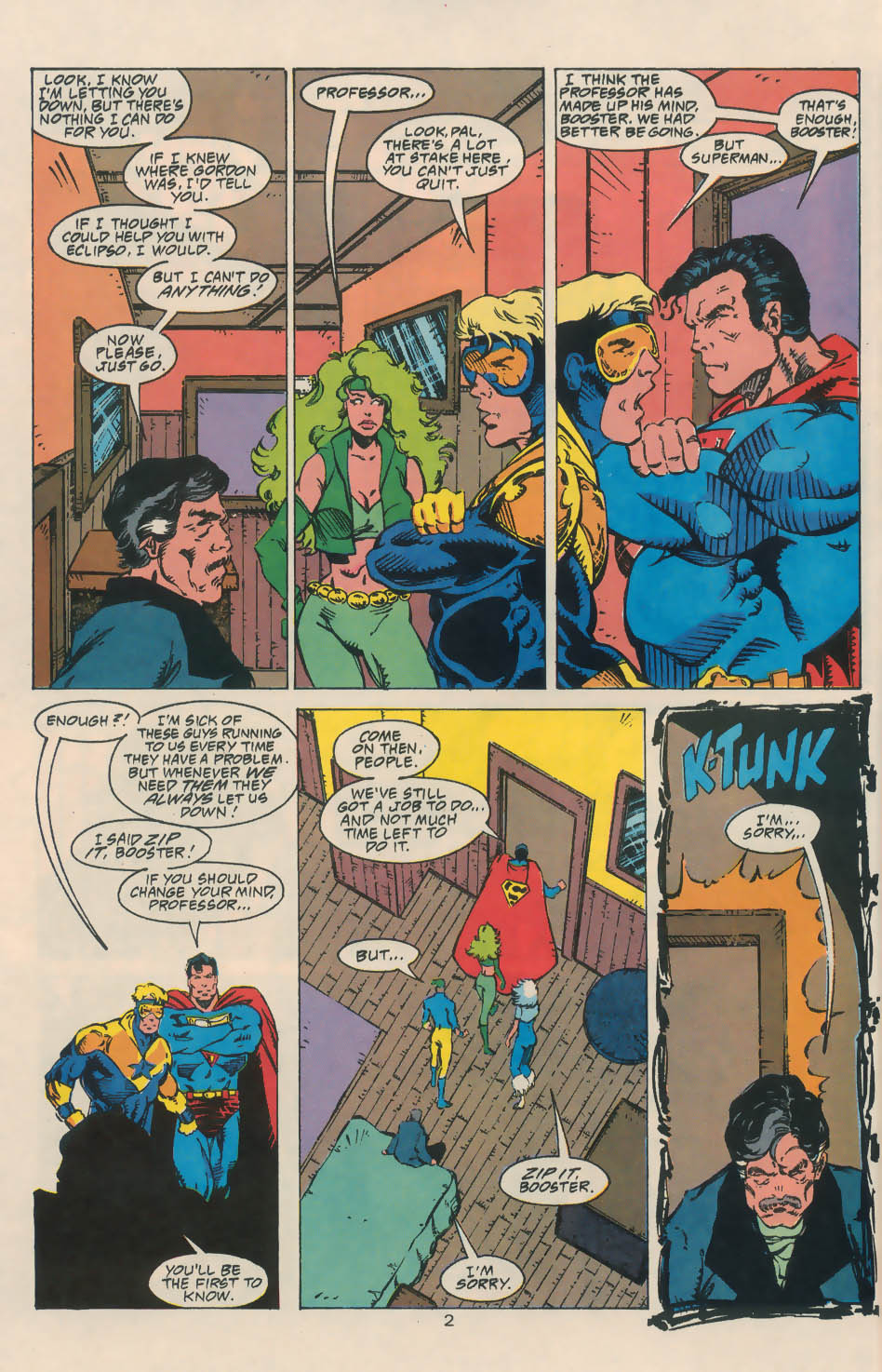 Read online Action Comics (1938) comic -  Issue #Action Comics (1938) _Annual 4 - 3