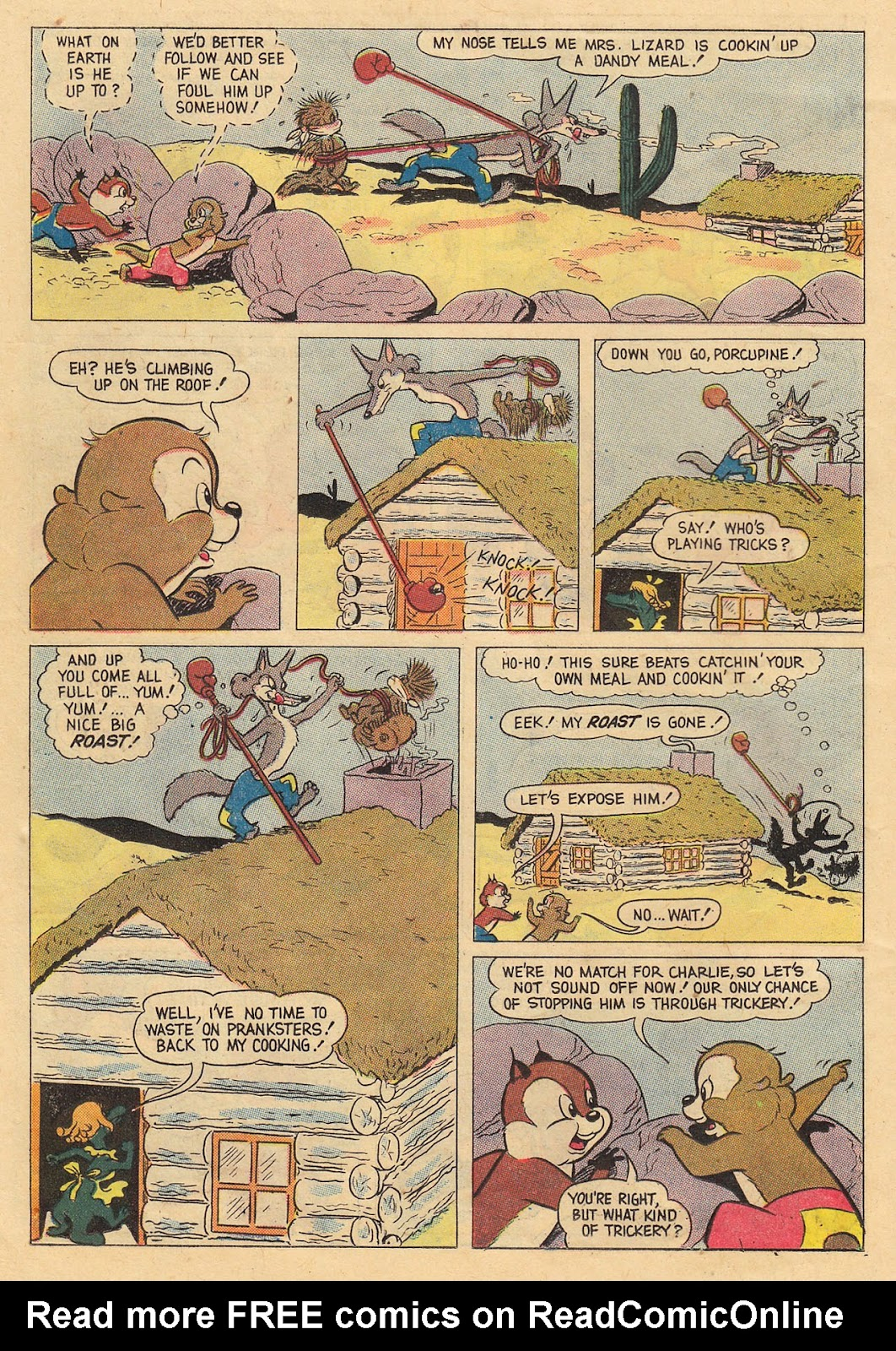 Tom & Jerry Comics issue 160 - Page 26