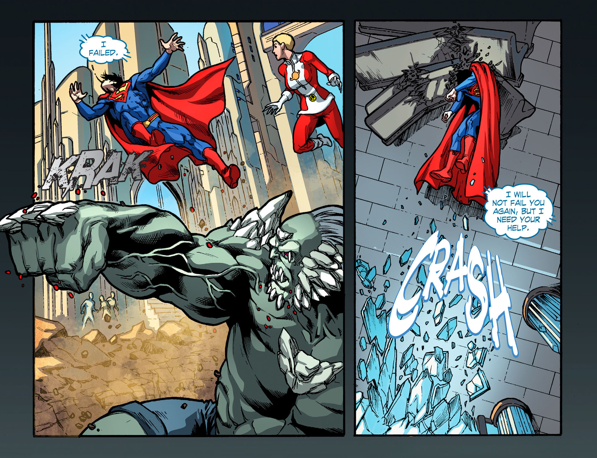 Read online Smallville: Season 11 comic -  Issue #52 - 13