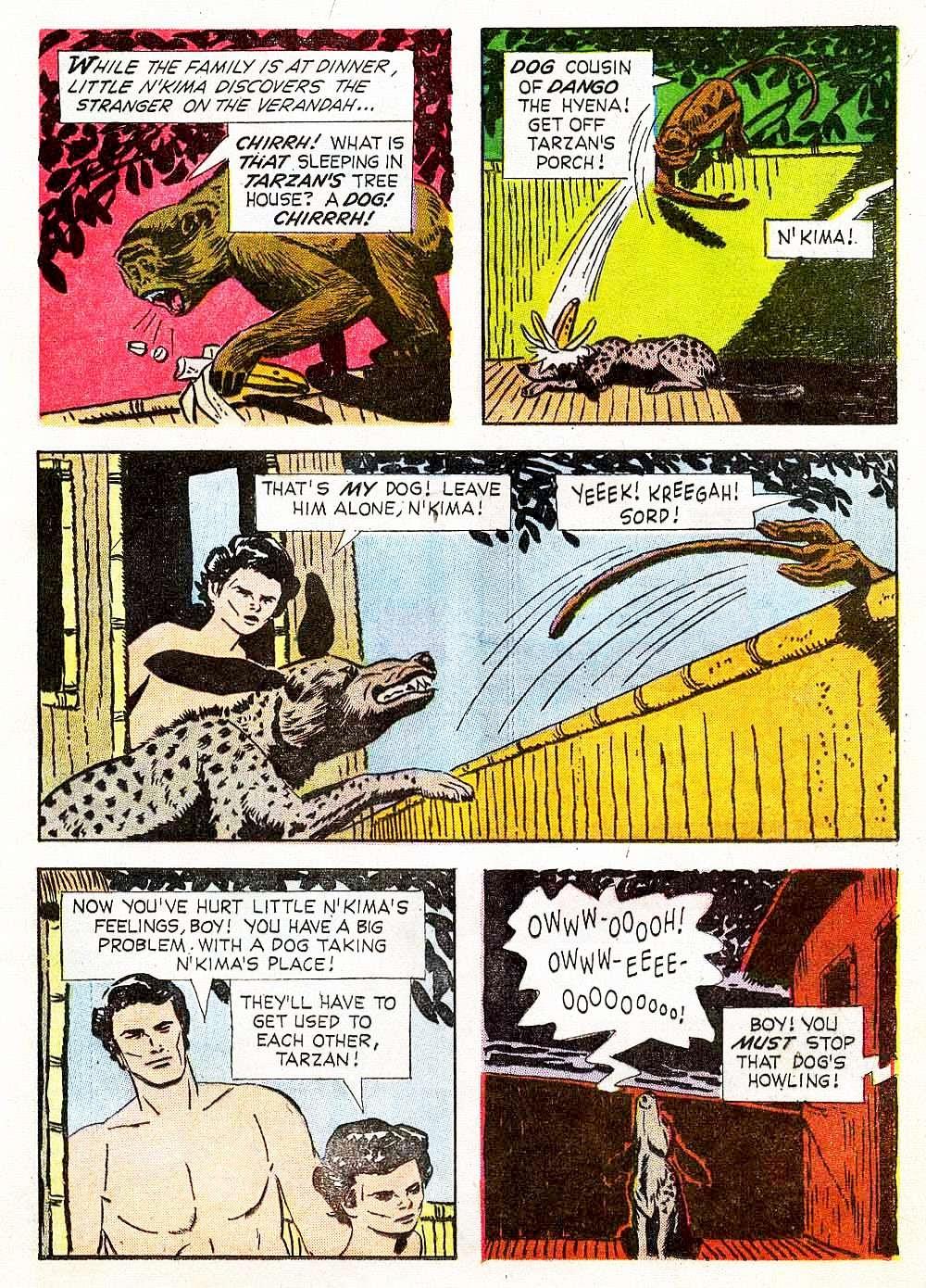 Tarzan (1962) issue 136 - Page 25
