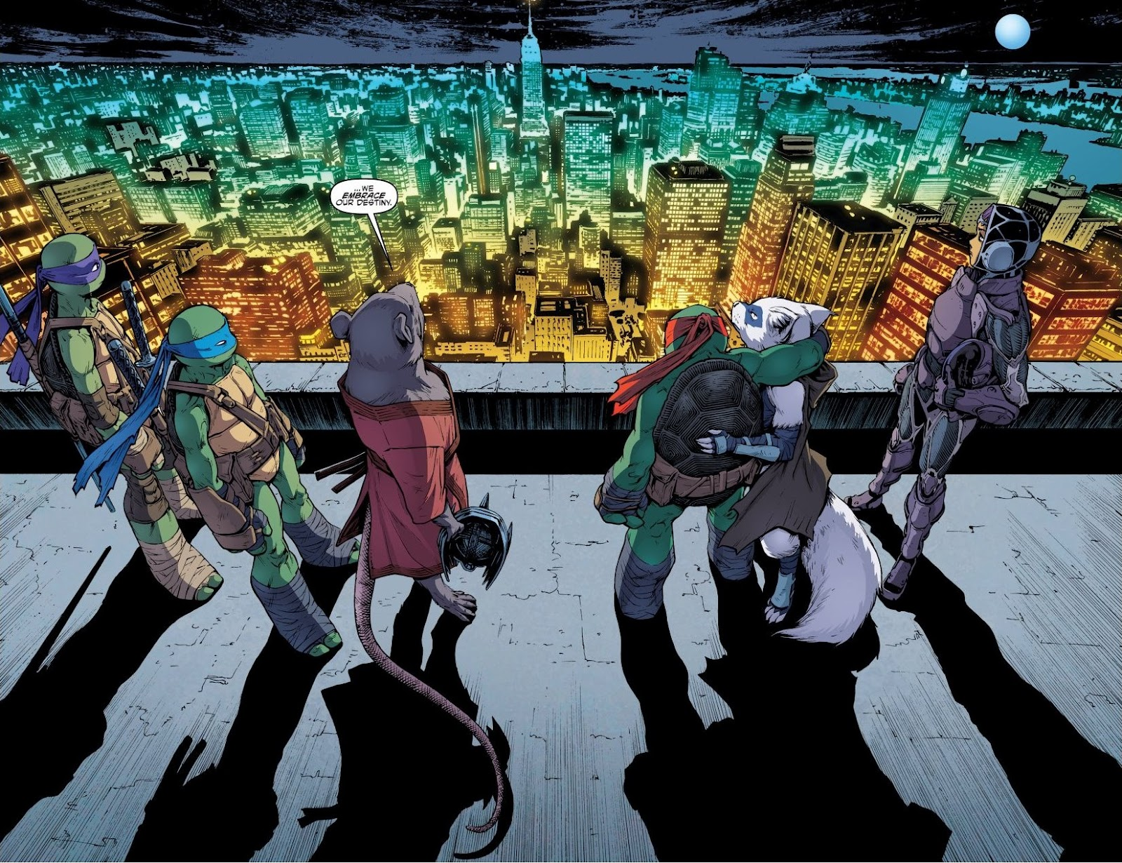 Read online Teenage Mutant Ninja Turtles: The IDW Collection comic -  Issue # TPB 6 (Part 3) - 81