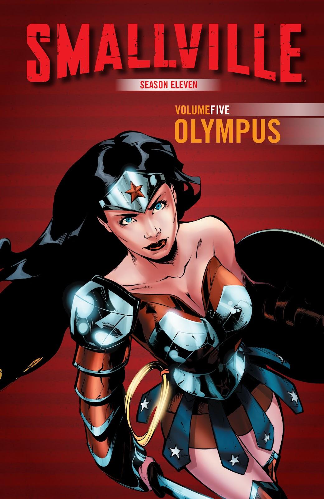 Read online Smallville Season 11 [II] comic -  Issue # TPB 5 - 2