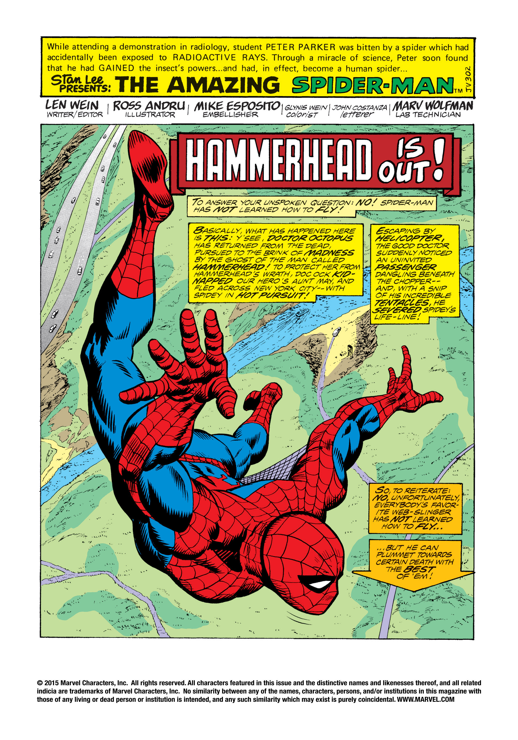 The Amazing Spider-Man (1963) 158 Page 1