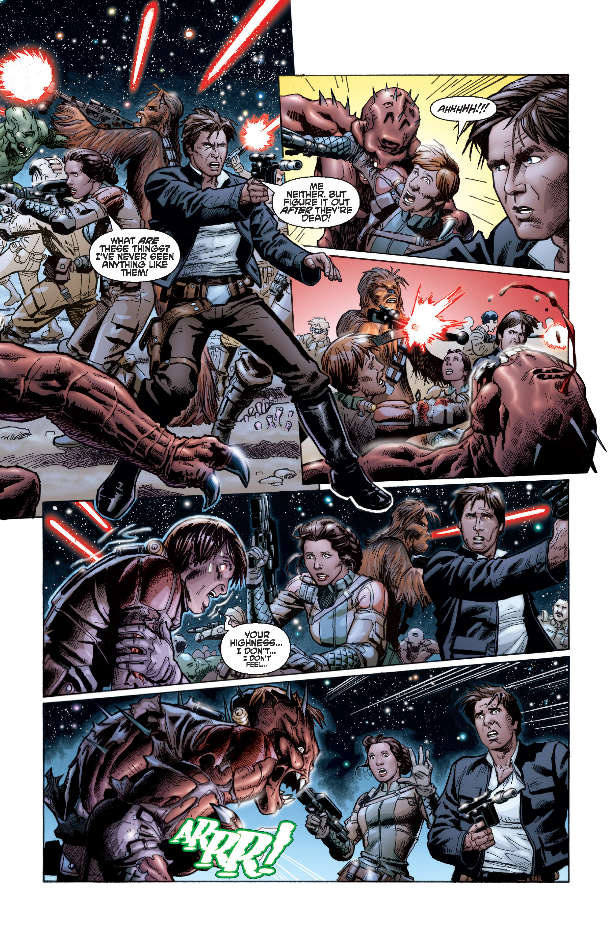 Read online Star Wars Omnibus comic -  Issue # Vol. 20 - 413