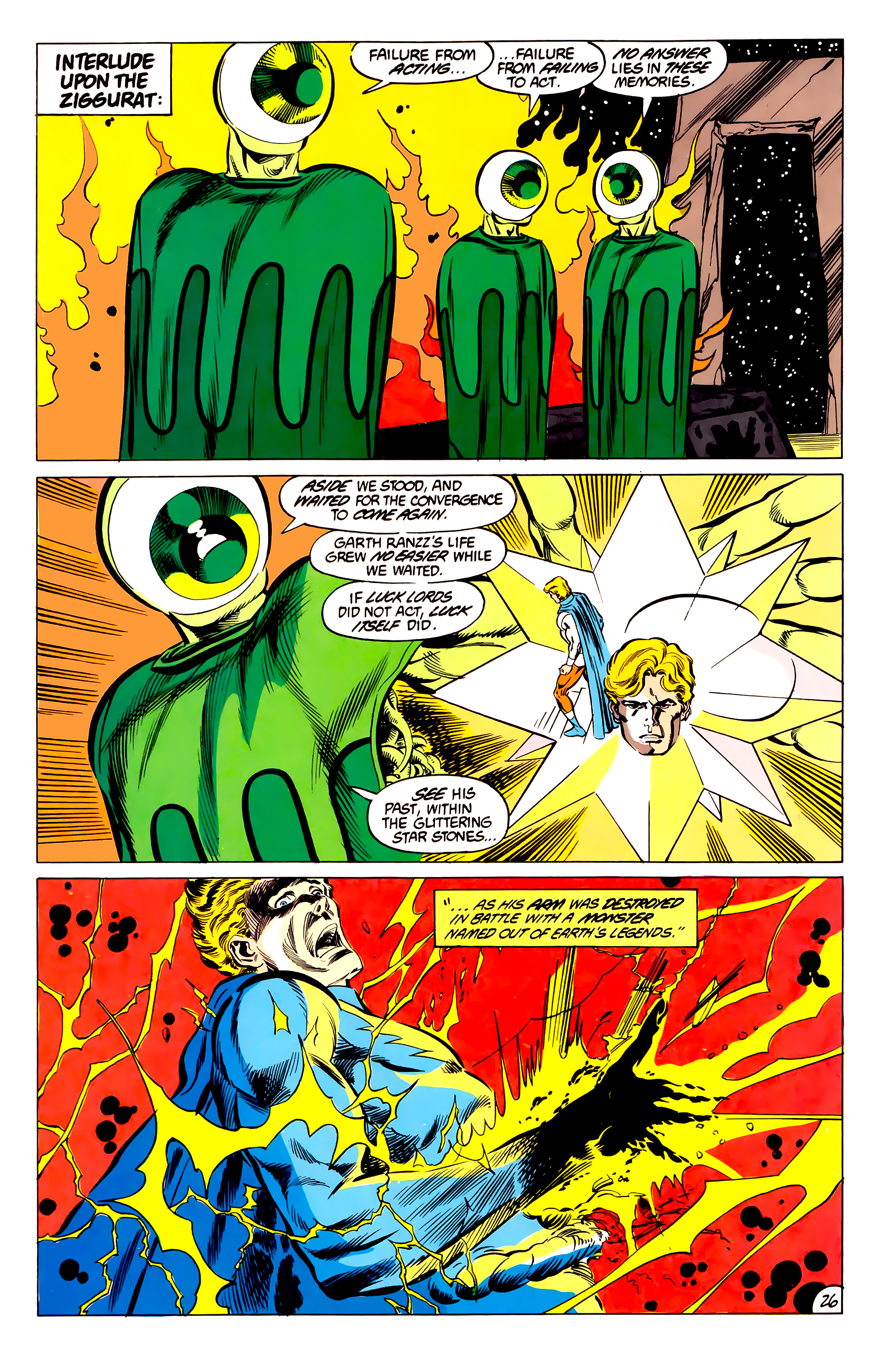Legion of Super-Heroes (1984) 45 Page 26