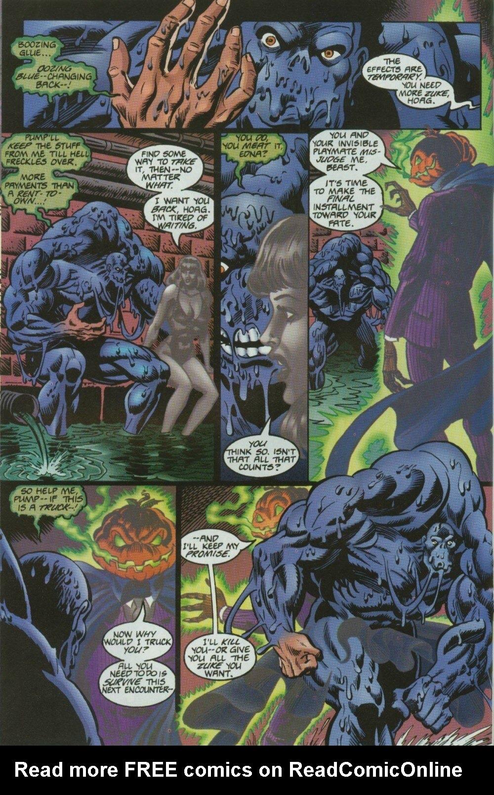 Read online Sludge comic -  Issue #9 - 20