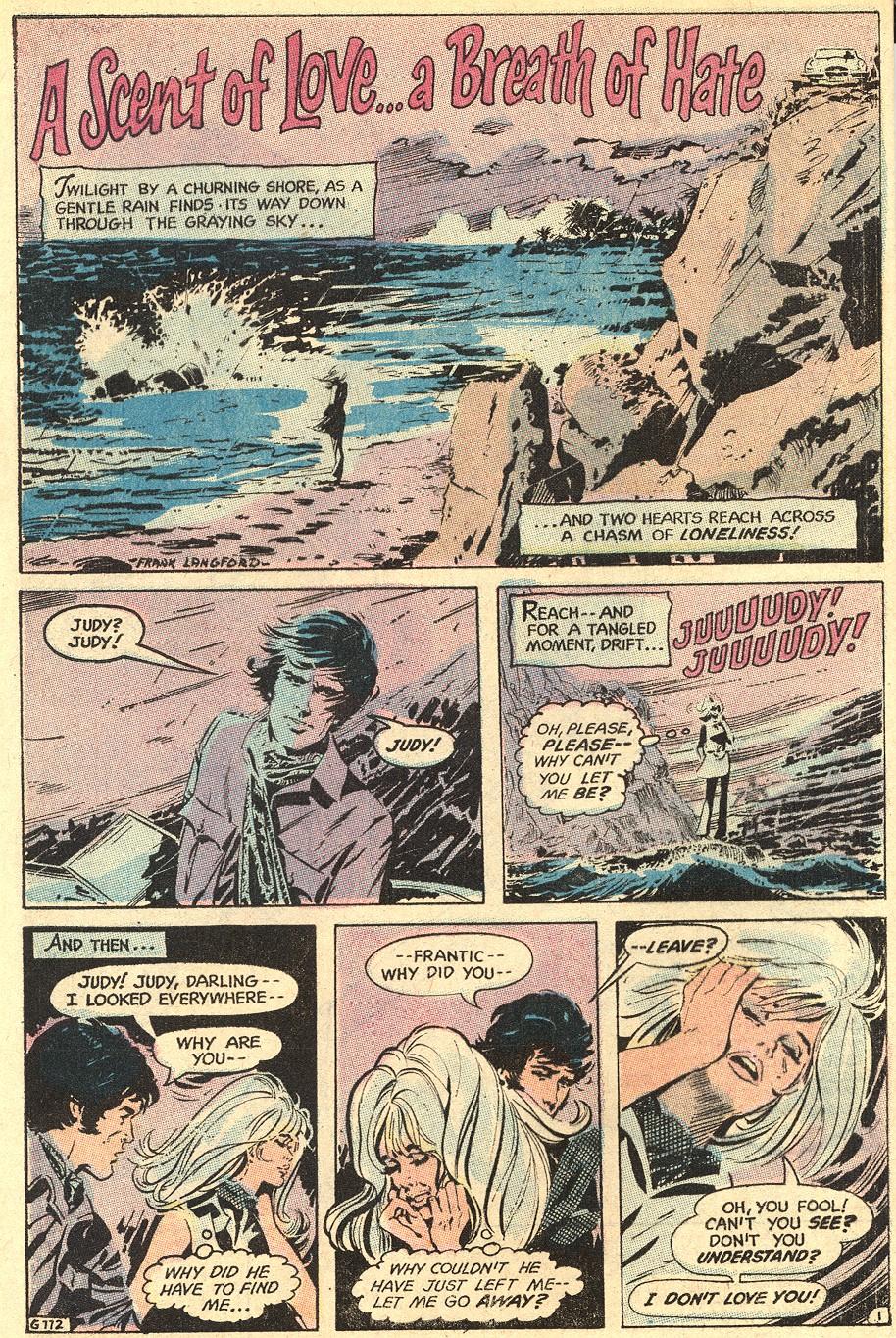 Read online Secret Hearts comic -  Issue #150 - 4