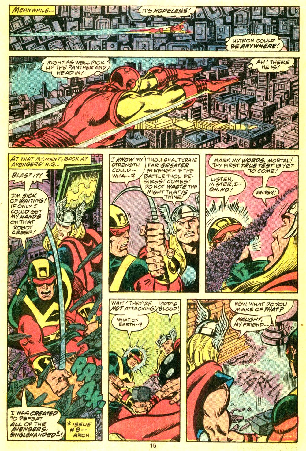 The Avengers (1963) 162 Page 9