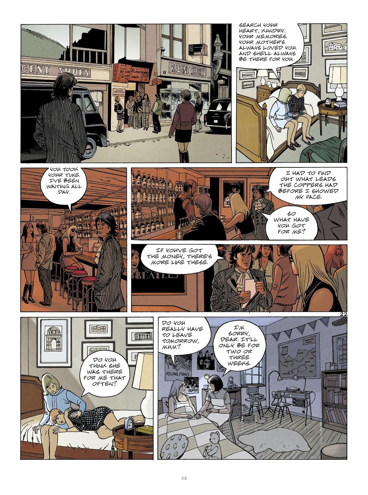 Read online Sherman comic -  Issue #7 - 24