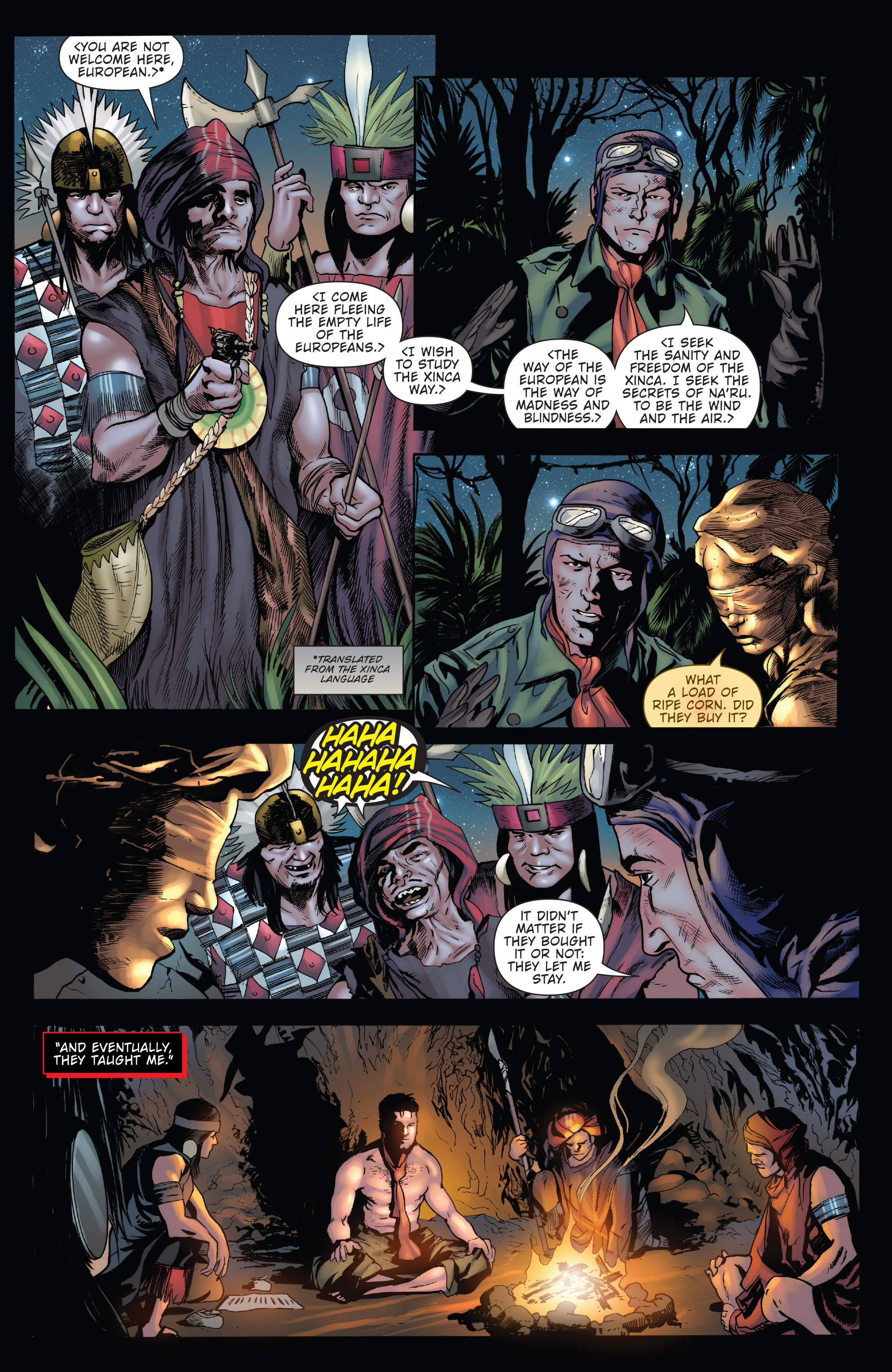 Read online Twilight Zone The Shadow comic -  Issue #3 - 15