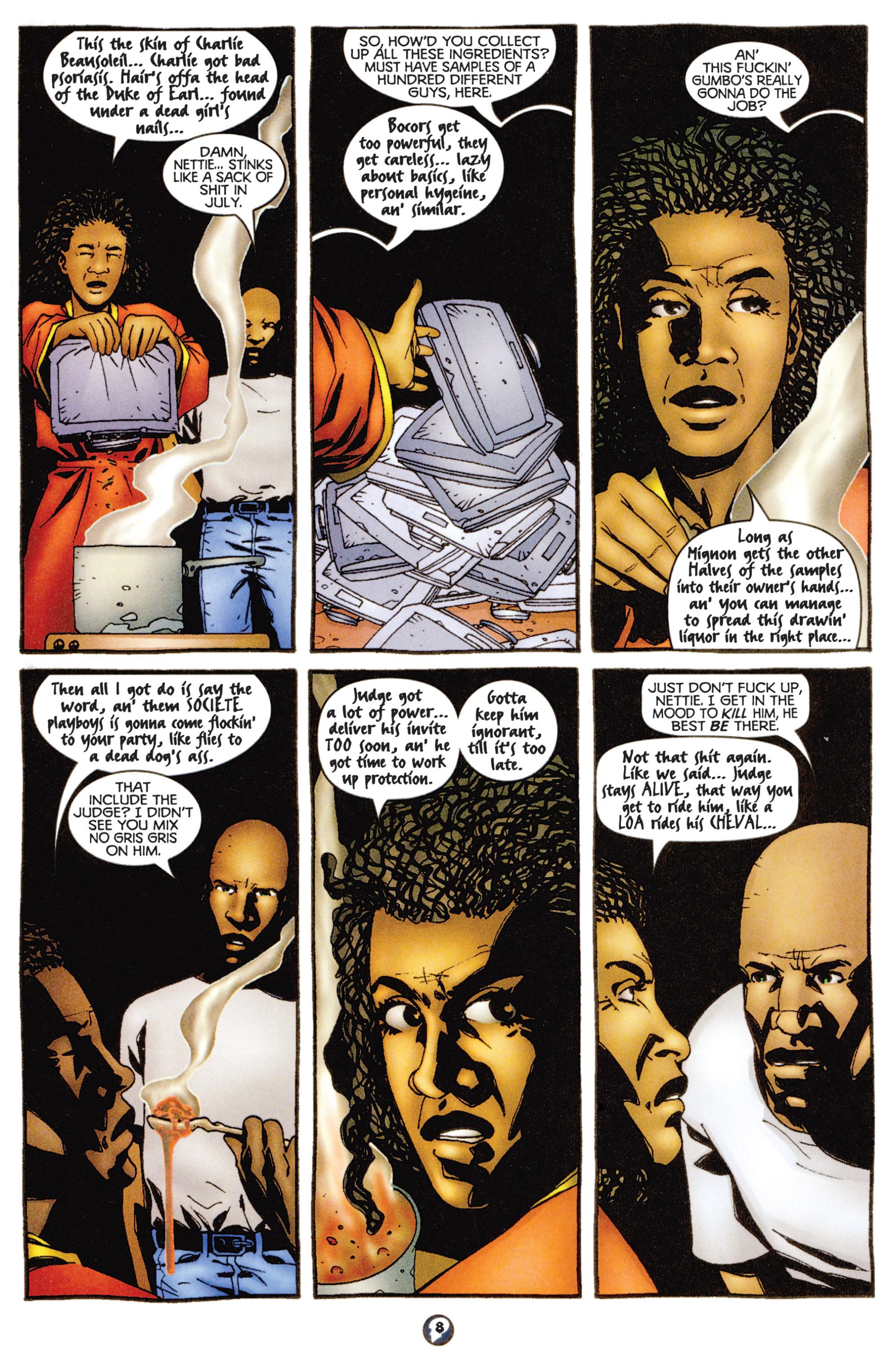 Read online Shadowman (1997) comic -  Issue #13 - 7