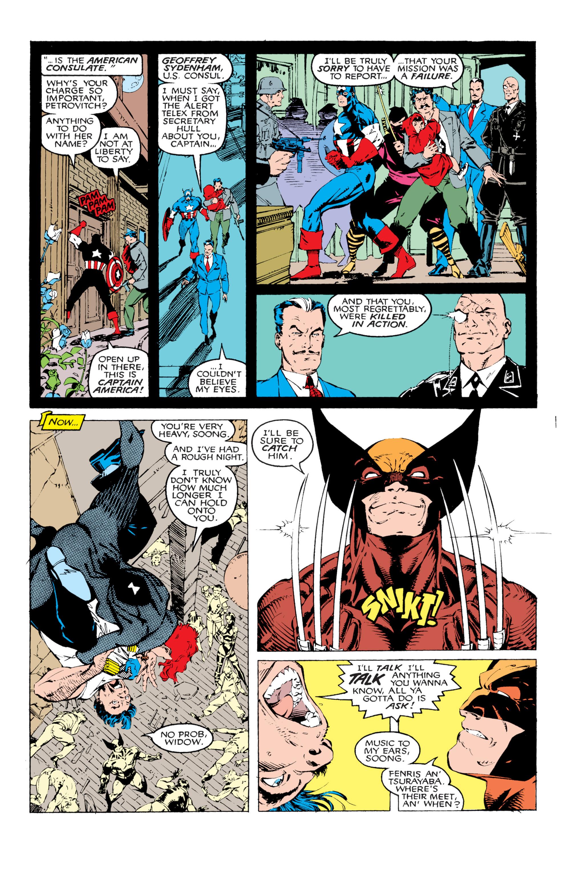 Read online Uncanny X-Men (1963) comic -  Issue #268 - 16