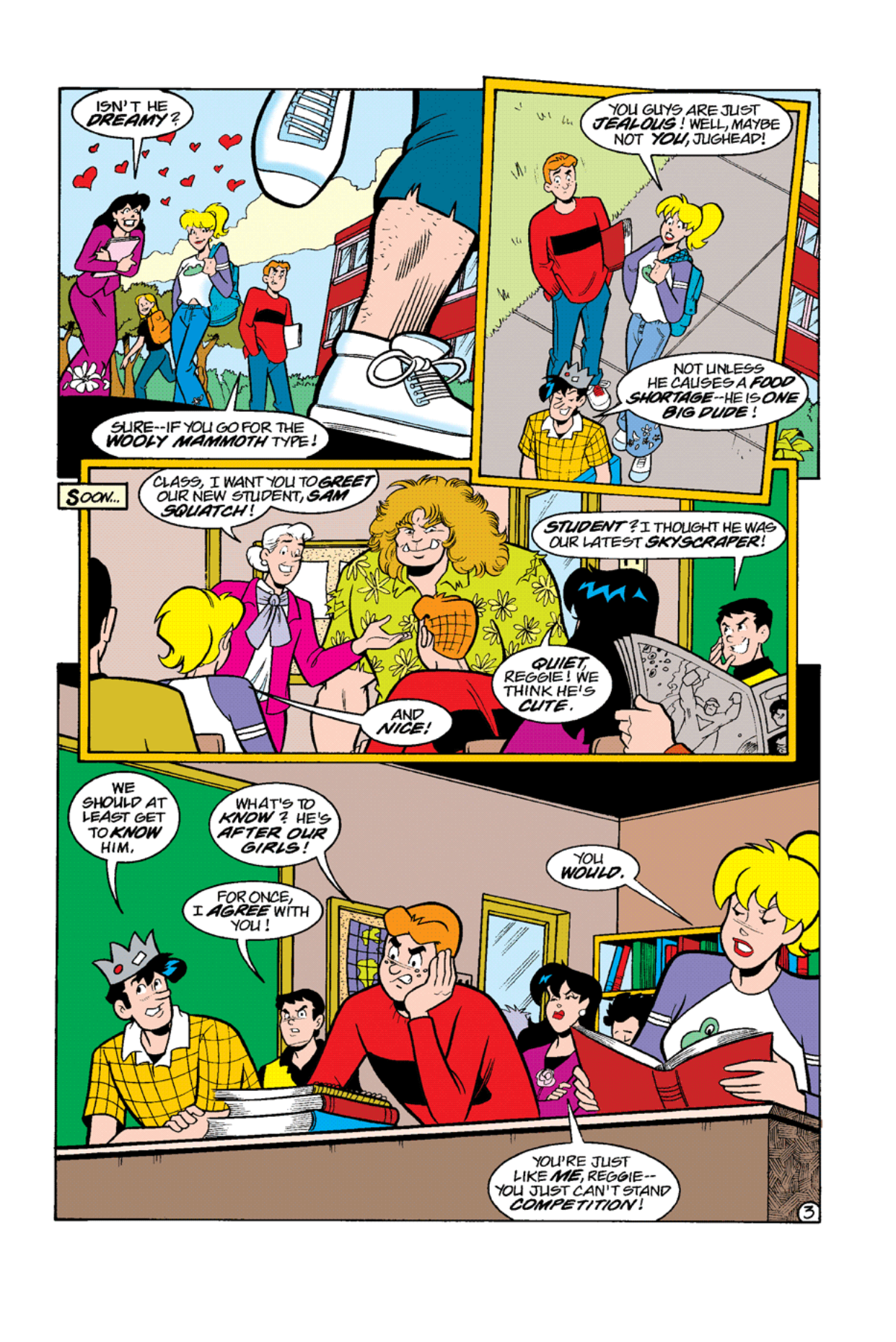 Read online Archie's Weird Mysteries comic -  Issue #10 - 5