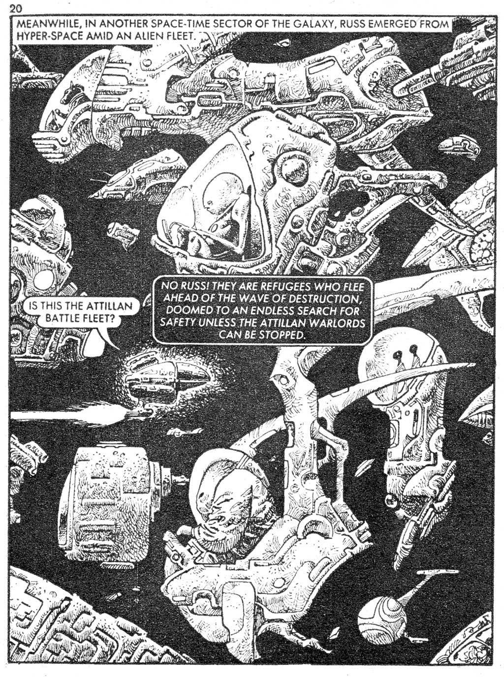 Starblazer issue 87 - Page 20
