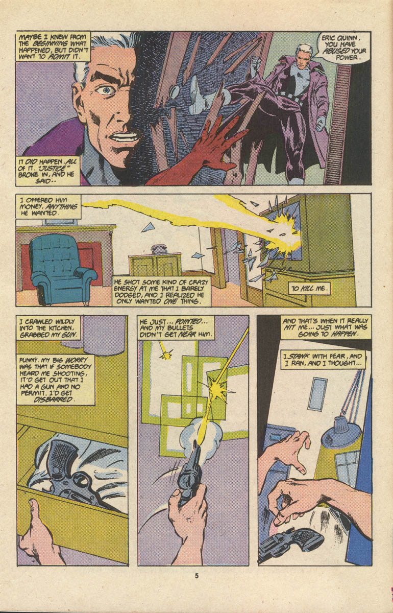 Read online Justice (1986) comic -  Issue #17 - 6