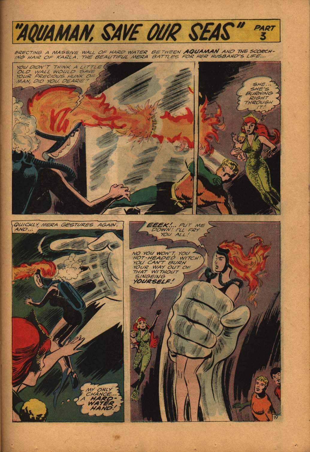 Aquaman (1962) Issue #24 #24 - English 27
