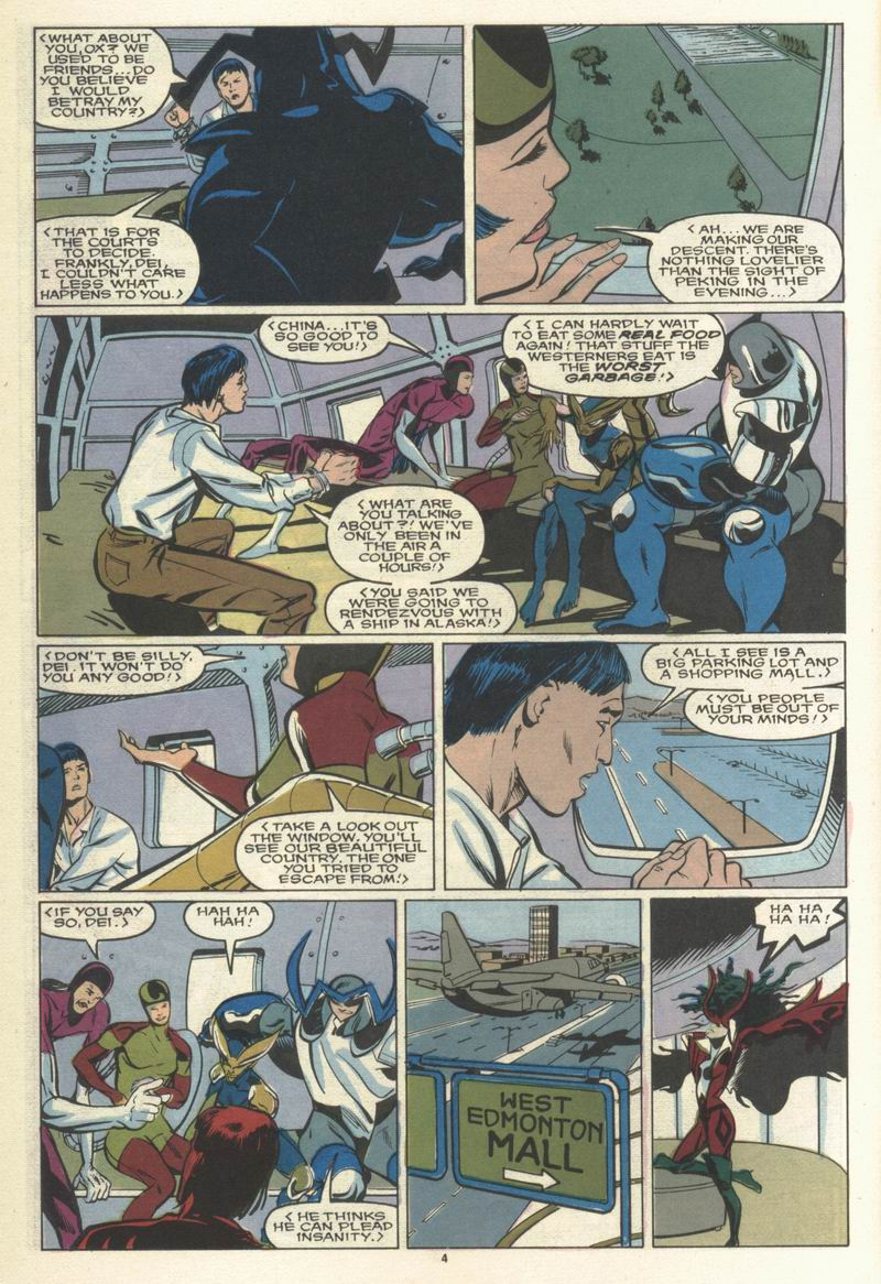 Read online Alpha Flight (1983) comic -  Issue #69 - 6